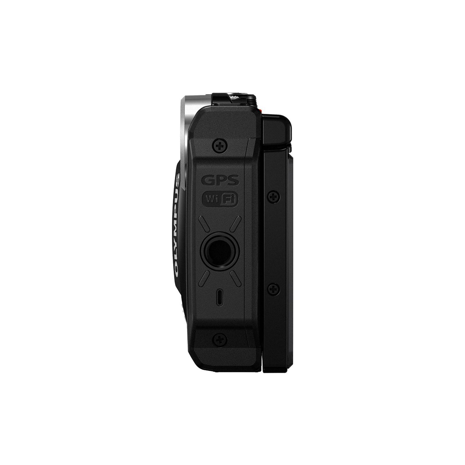 Цифровой фотоаппарат OLYMPUS TG-860 Orange (Waterproof - 15m; iHS; Wi-Fi) (V104170OE000) изображение 9