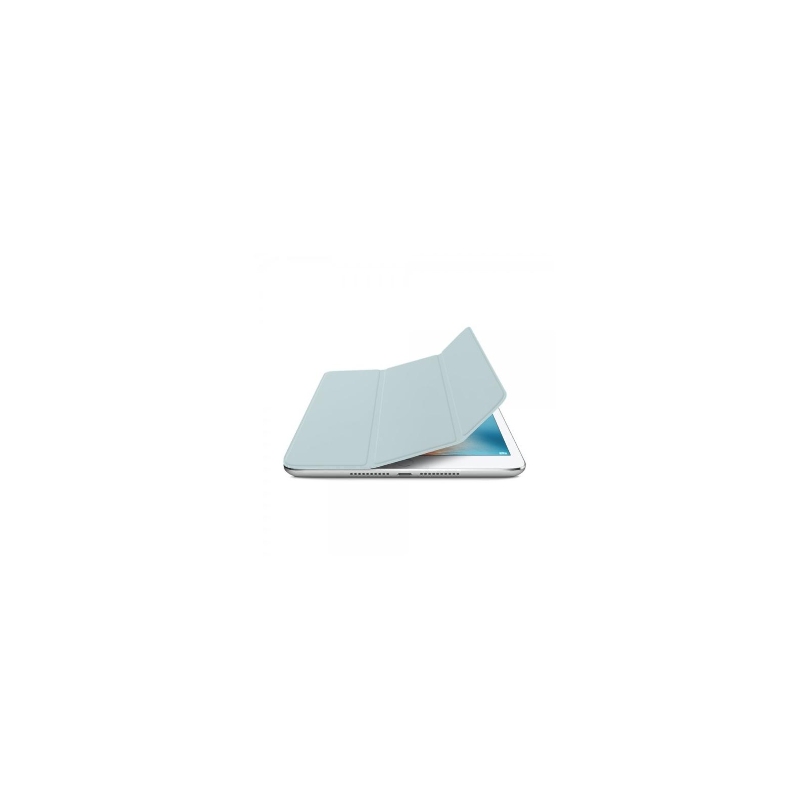 Чехол для планшета Apple Smart Cover для iPad mini 4 Turquoise (MKM52ZM/A) изображение 2