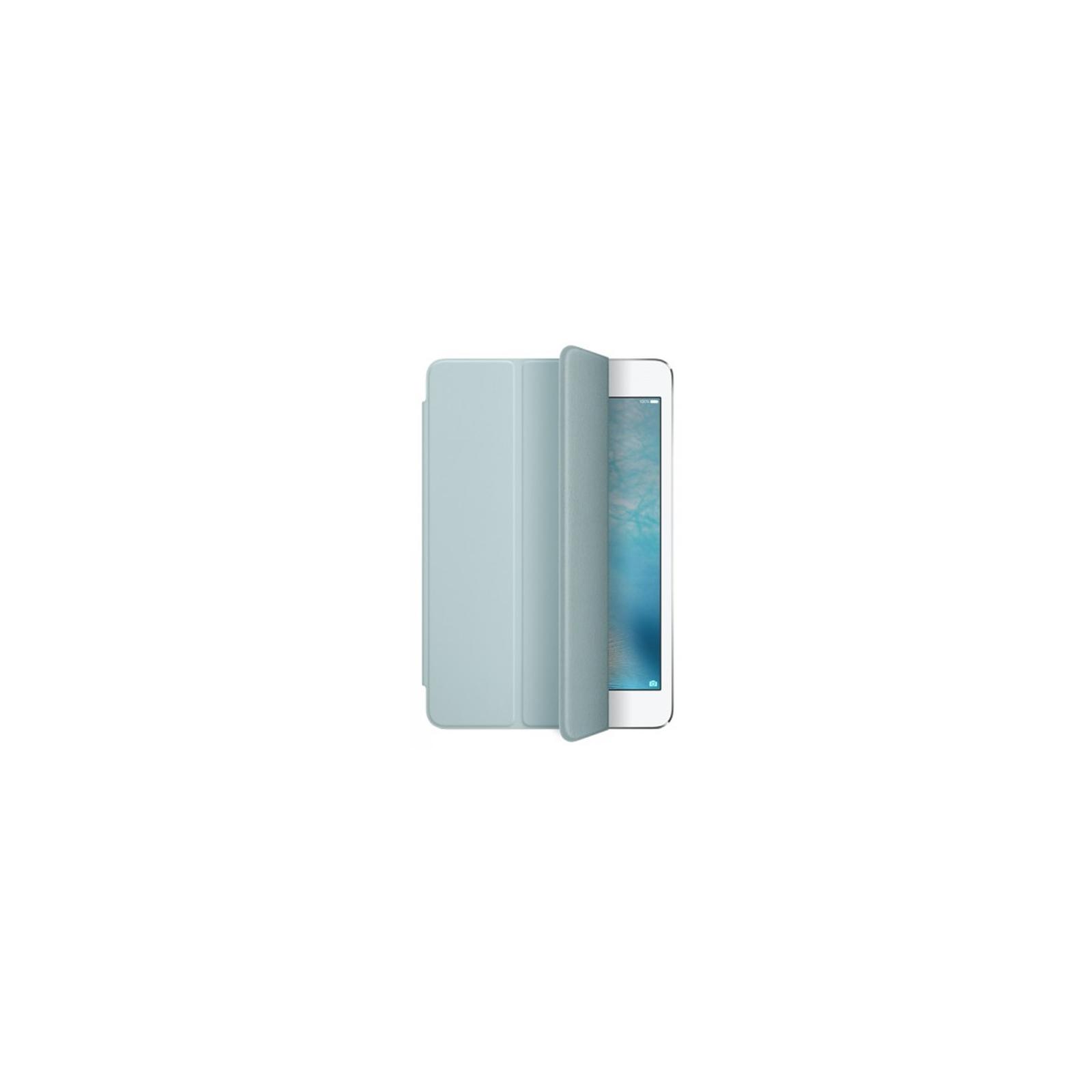 Чехол для планшета Apple Smart Cover для iPad mini 4 Turquoise (MKM52ZM/A) изображение 3