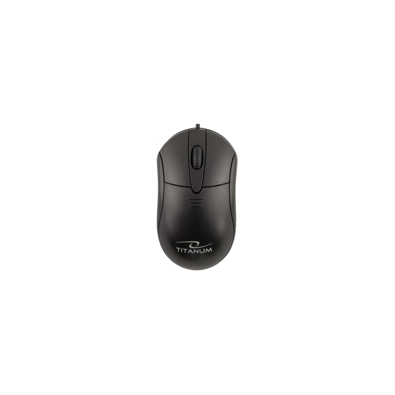 Мышка Esperanza Titanum TM107K Black изображение 2