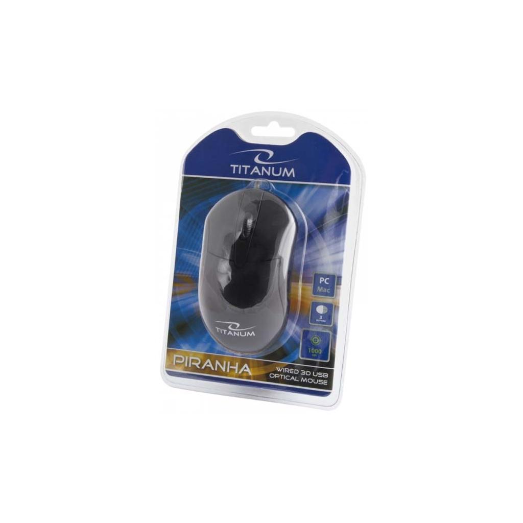 Мышка Esperanza Titanum TM107K Black изображение 4