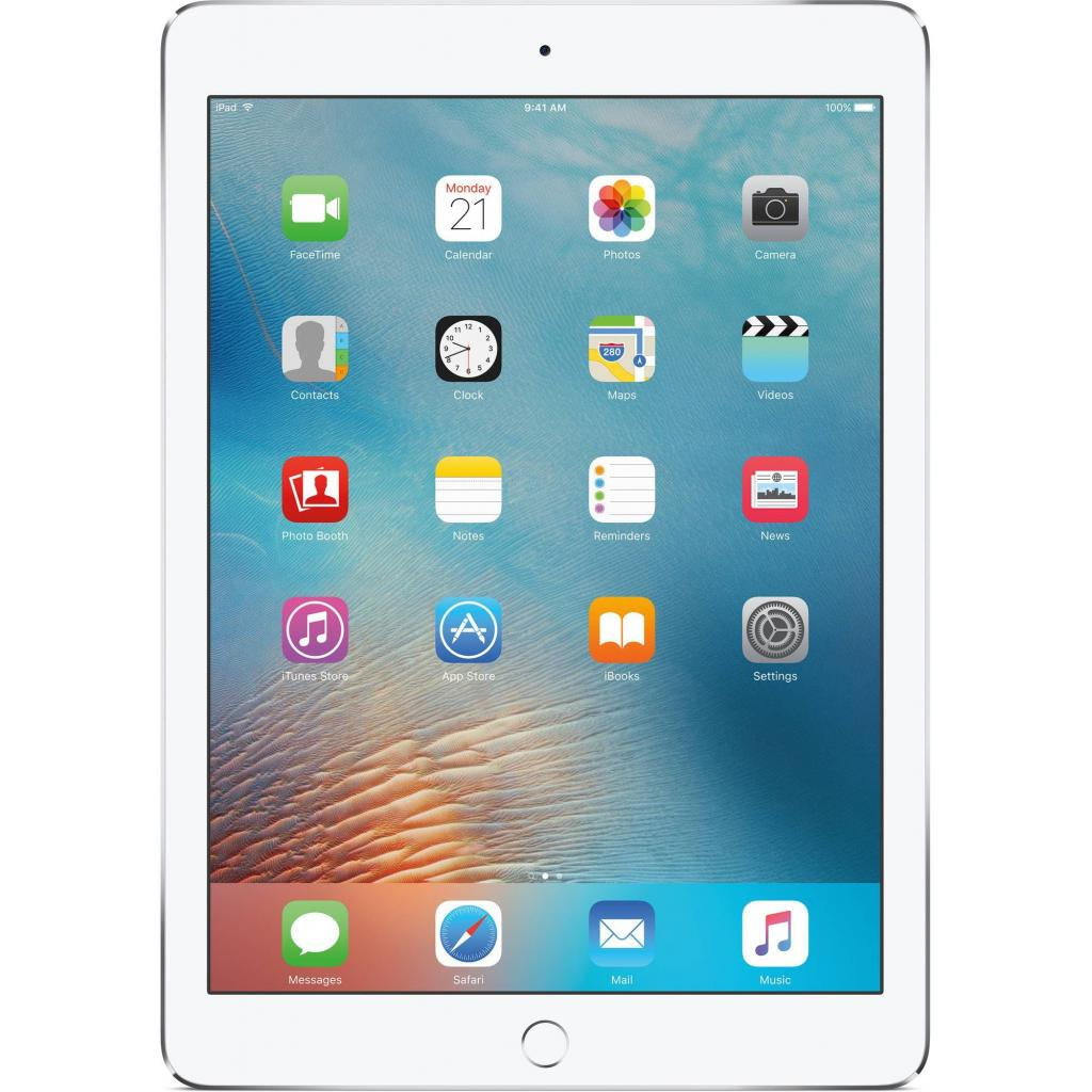 Планшет Apple A1674 iPad Pro 9.7-inch Wi-Fi 4G 256GB Silver (MLQ72RK/A)