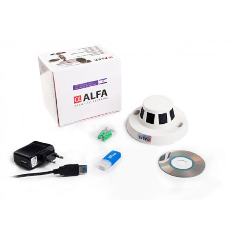 Комплект видеонаблюдения ALFA Agent 3 Smoke