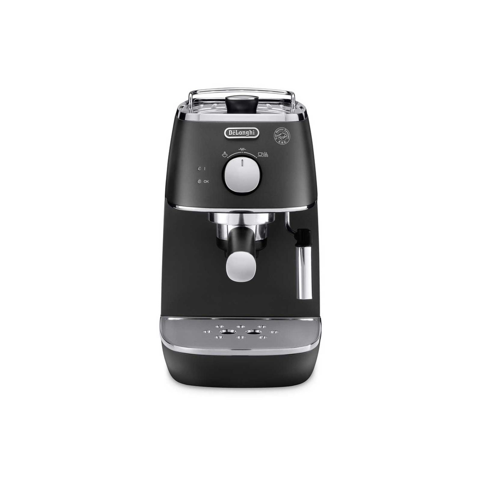 Кофеварка DeLonghi ECI 341 BK изображение 2