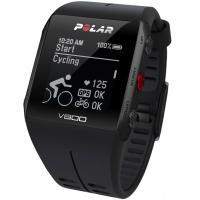Фитнес браслет Polar V800 HR Black (90060770)