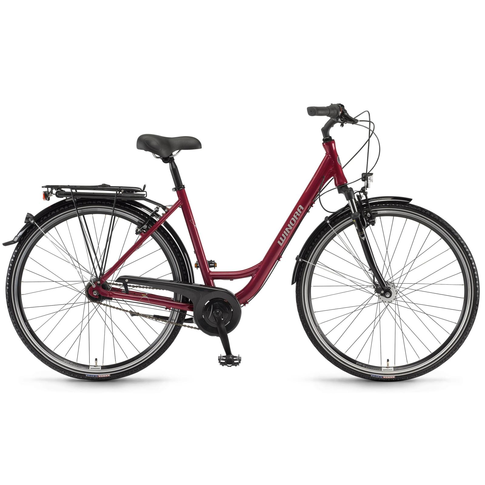 """Велосипед Winora Hollywood 28"""" 7s Nexus, рама 45см, 2018 (4062907845)"""