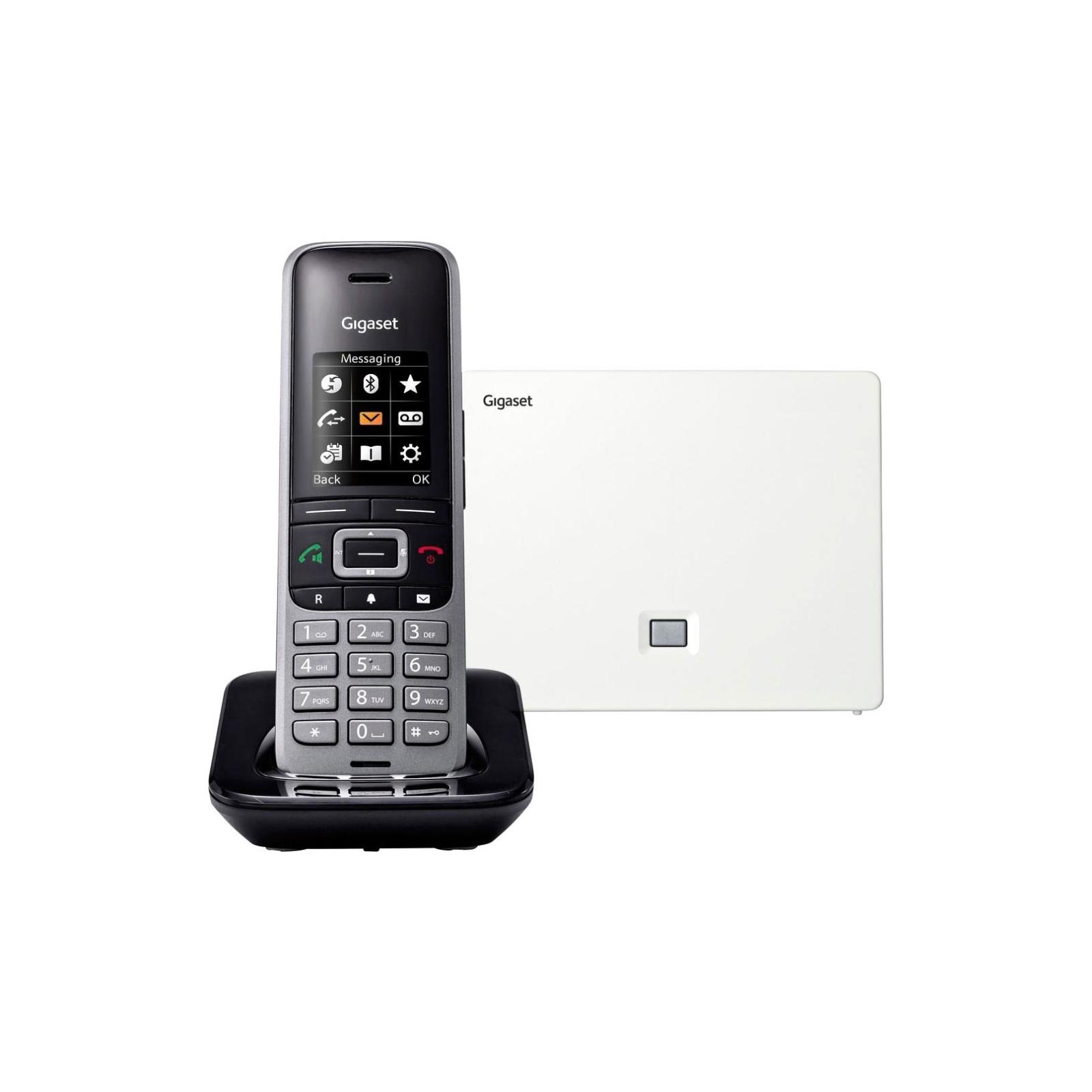 IP телефон Gigaset S650 IP PRO bundle комплект (S30852-H2617-R101) изображение 2