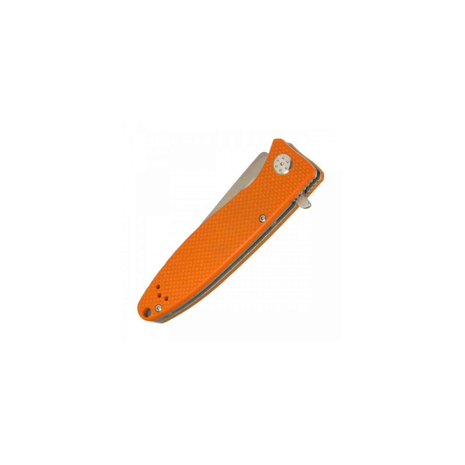 Нож Ganzo G728-OR, оранжевый (G728-OR) изображение 3