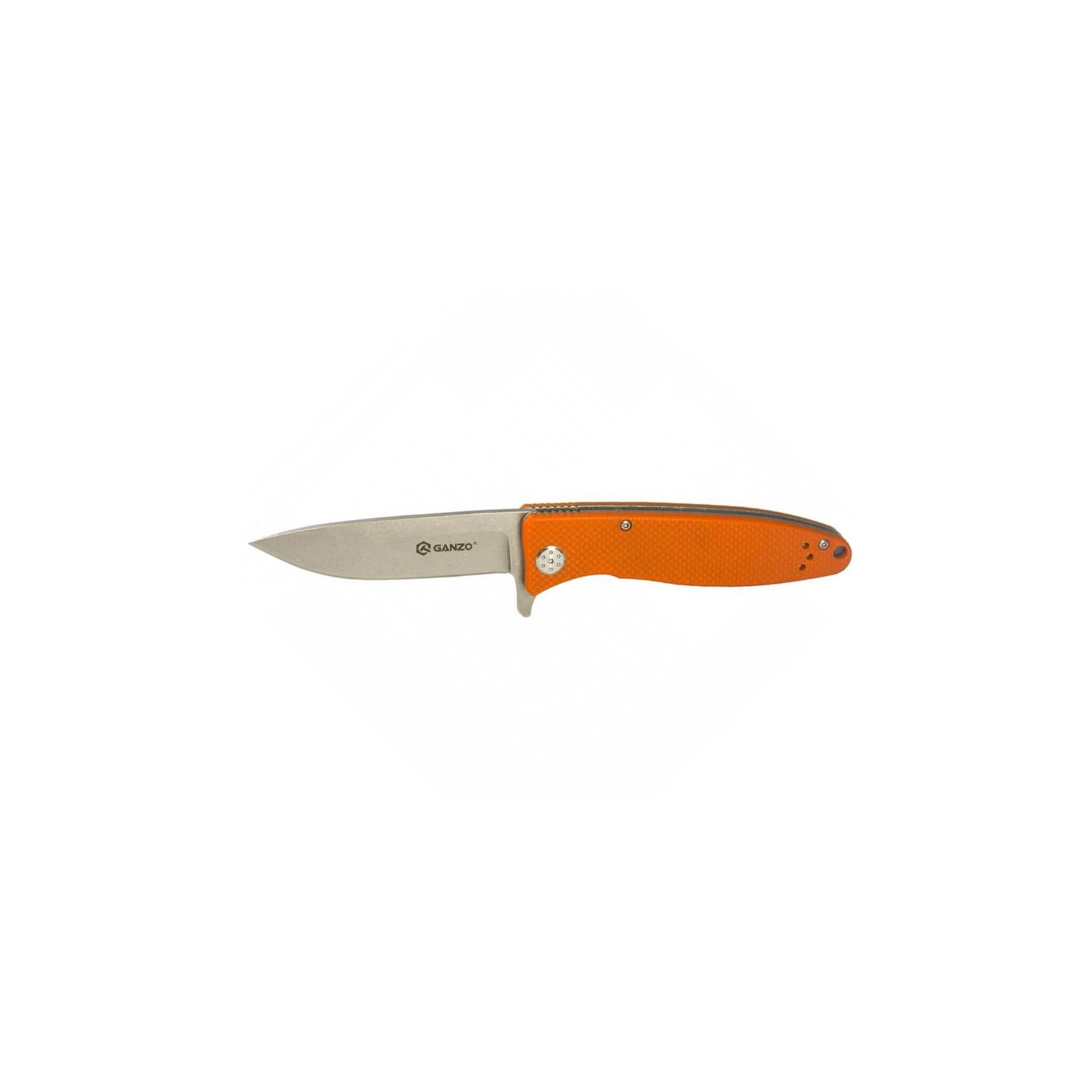 Нож Ganzo G728-OR, оранжевый (G728-OR)