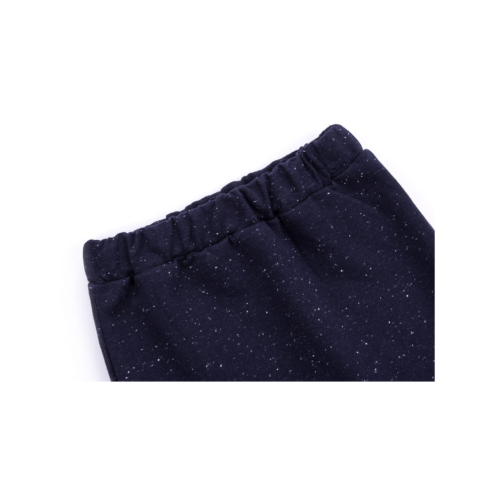 Набор детской одежды Necix's тройка с жилетом (9082-12B-blue) изображение 9