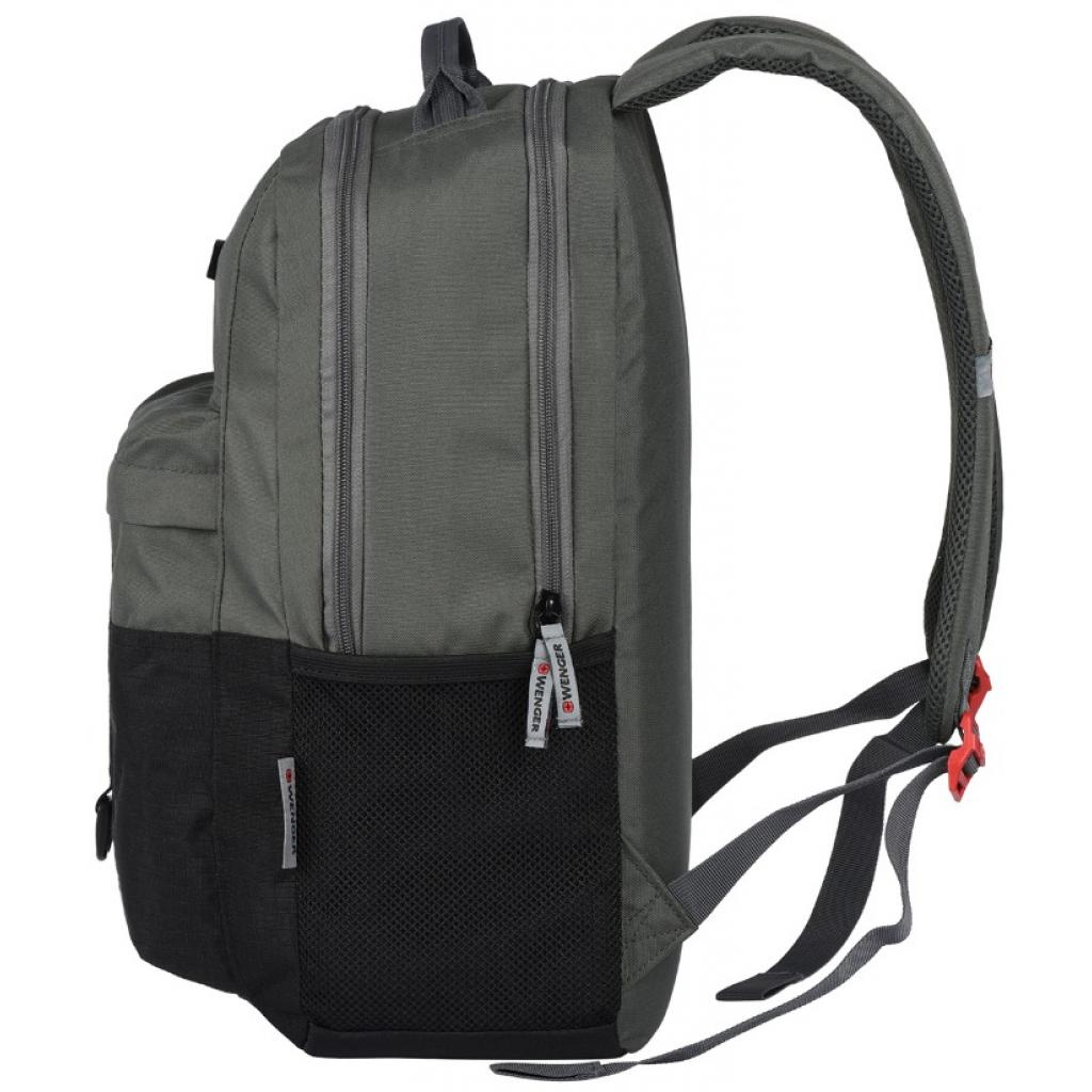 """Рюкзак для ноутбука Wenger 16"""" Ero Black/Gray (604430) изображение 3"""