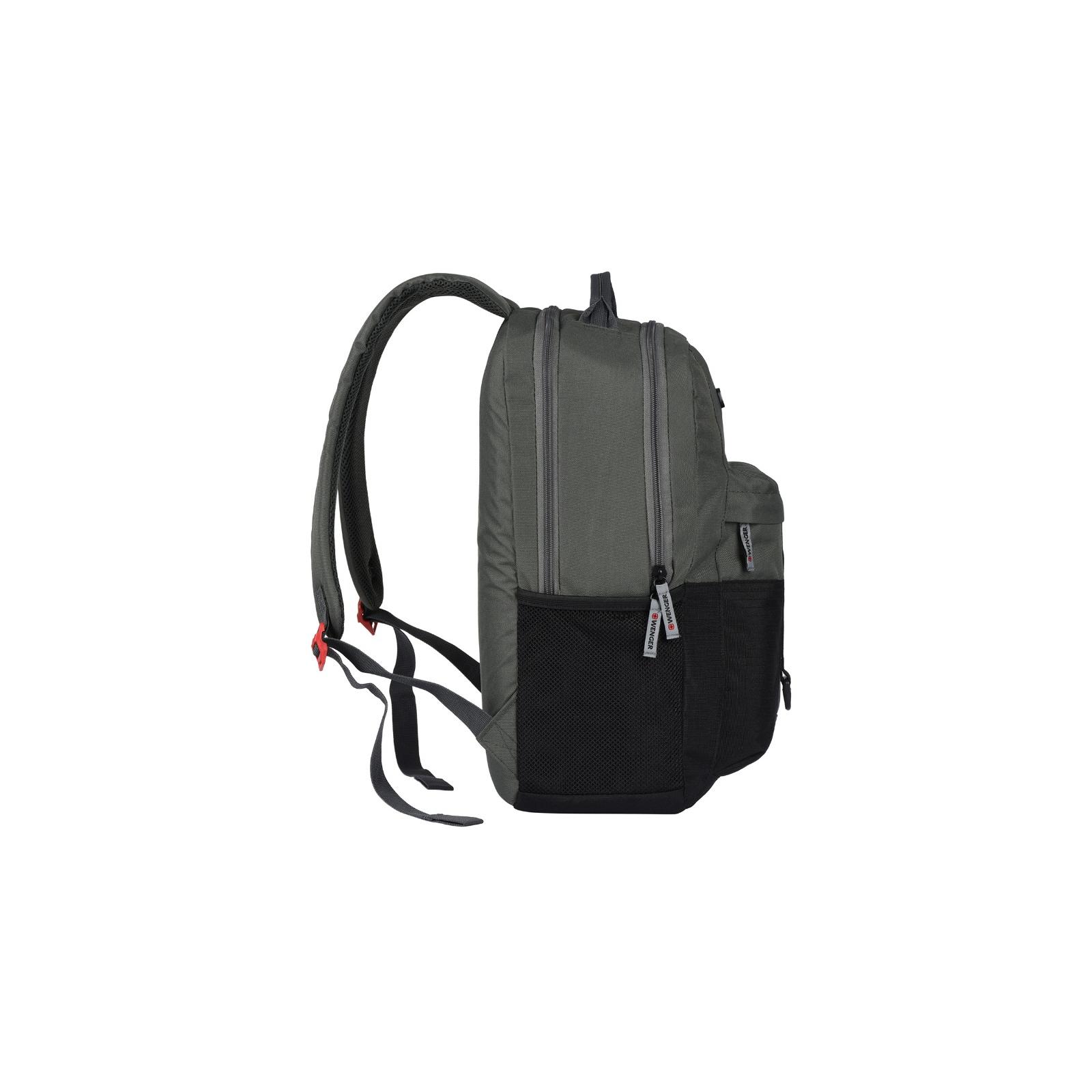 """Рюкзак для ноутбука Wenger 16"""" Ero Black/Gray (604430) изображение 4"""