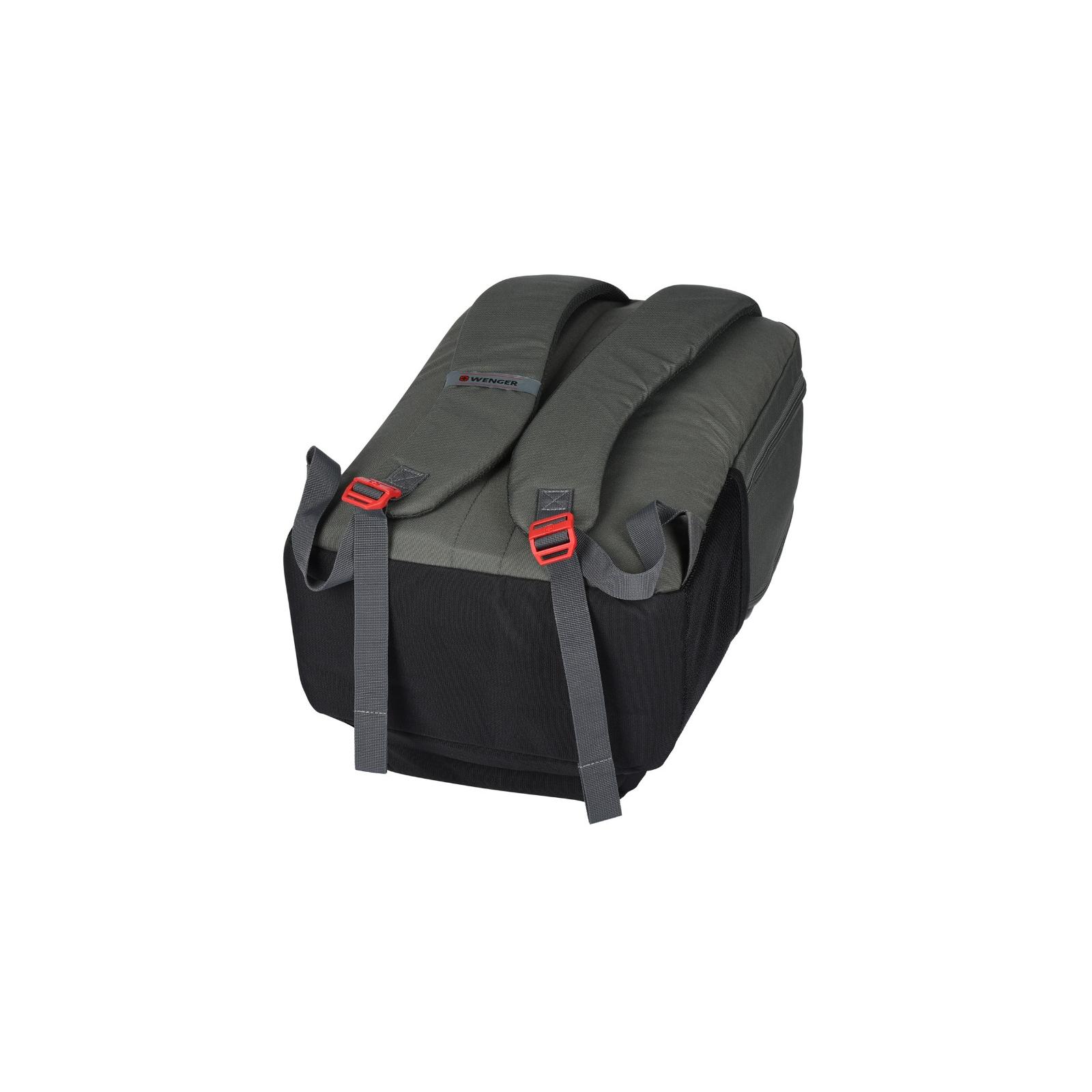 """Рюкзак для ноутбука Wenger 16"""" Ero Black/Gray (604430) изображение 5"""