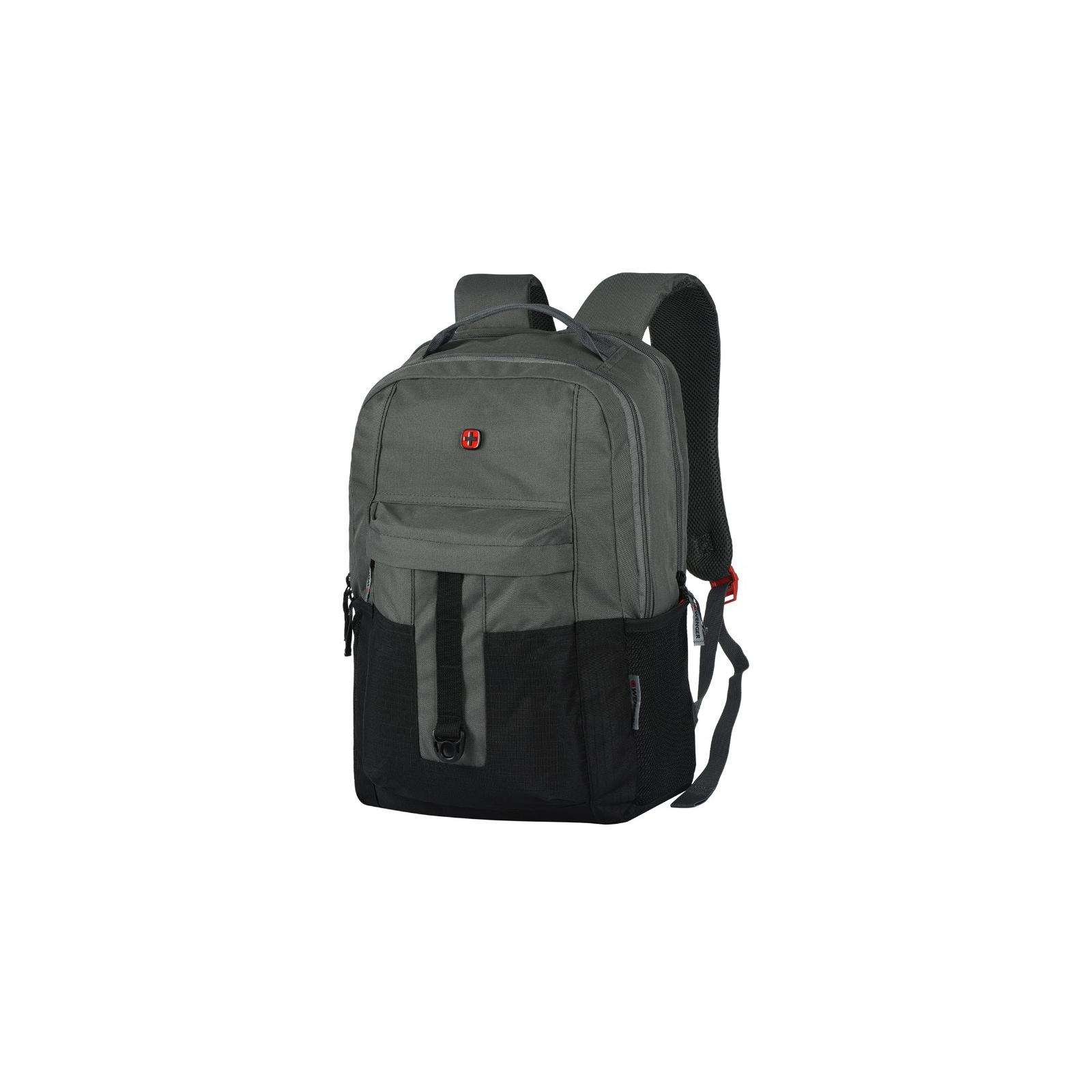 "Рюкзак для ноутбука Wenger 16"" Ero Black/Gray (604430)"