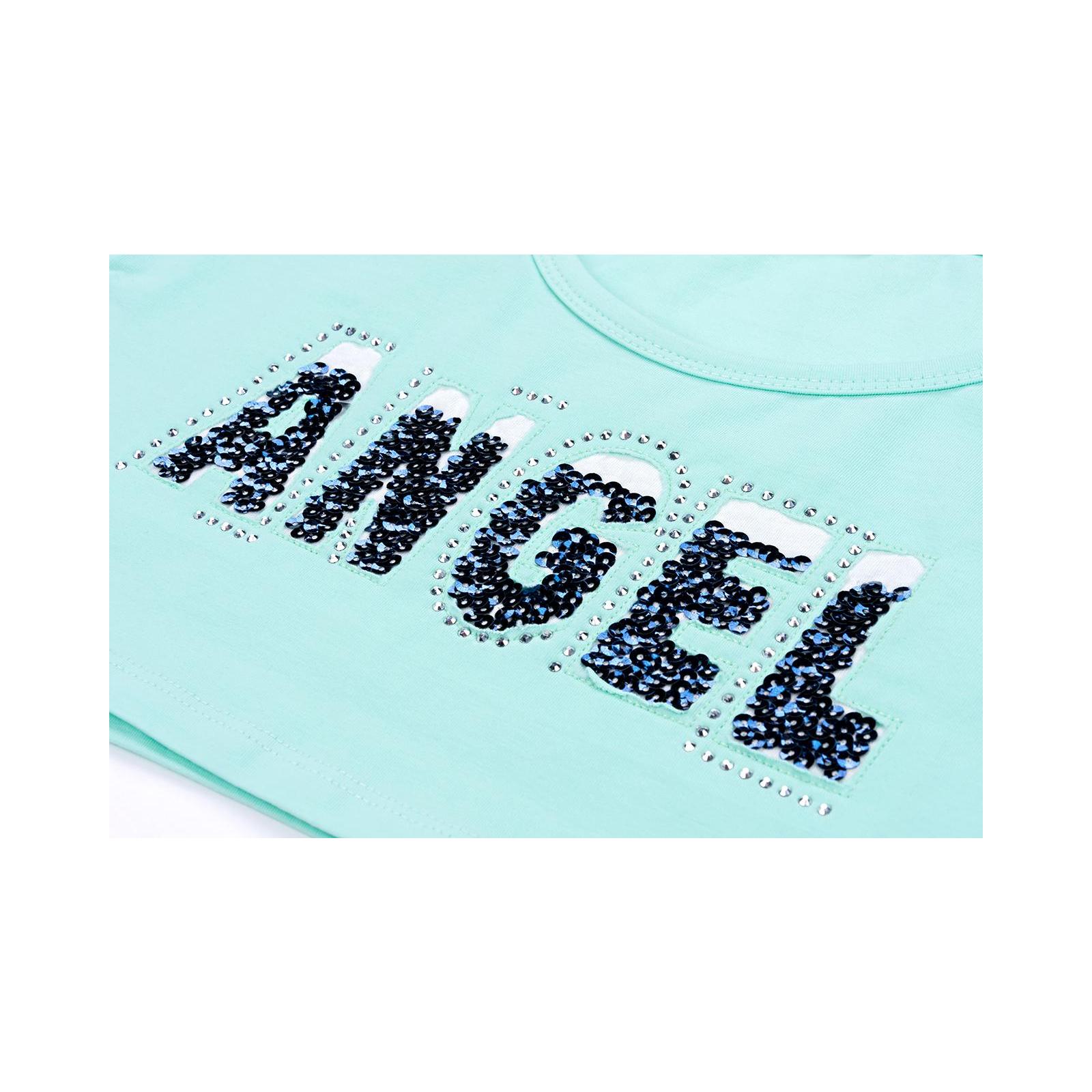 """Платье Breeze с топом """"ANGEL"""" (10254-152G-pink) изображение 10"""