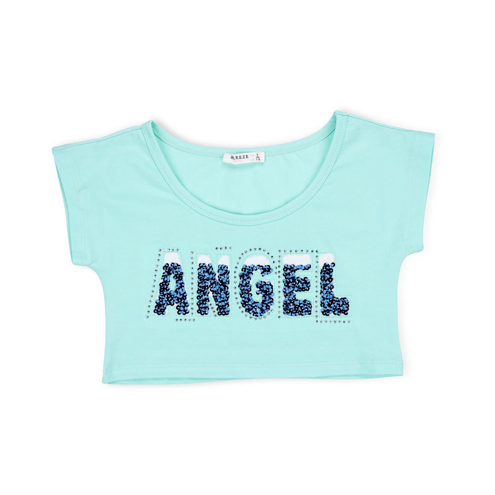 """Платье Breeze с топом """"ANGEL"""" (10254-152G-pink) изображение 3"""