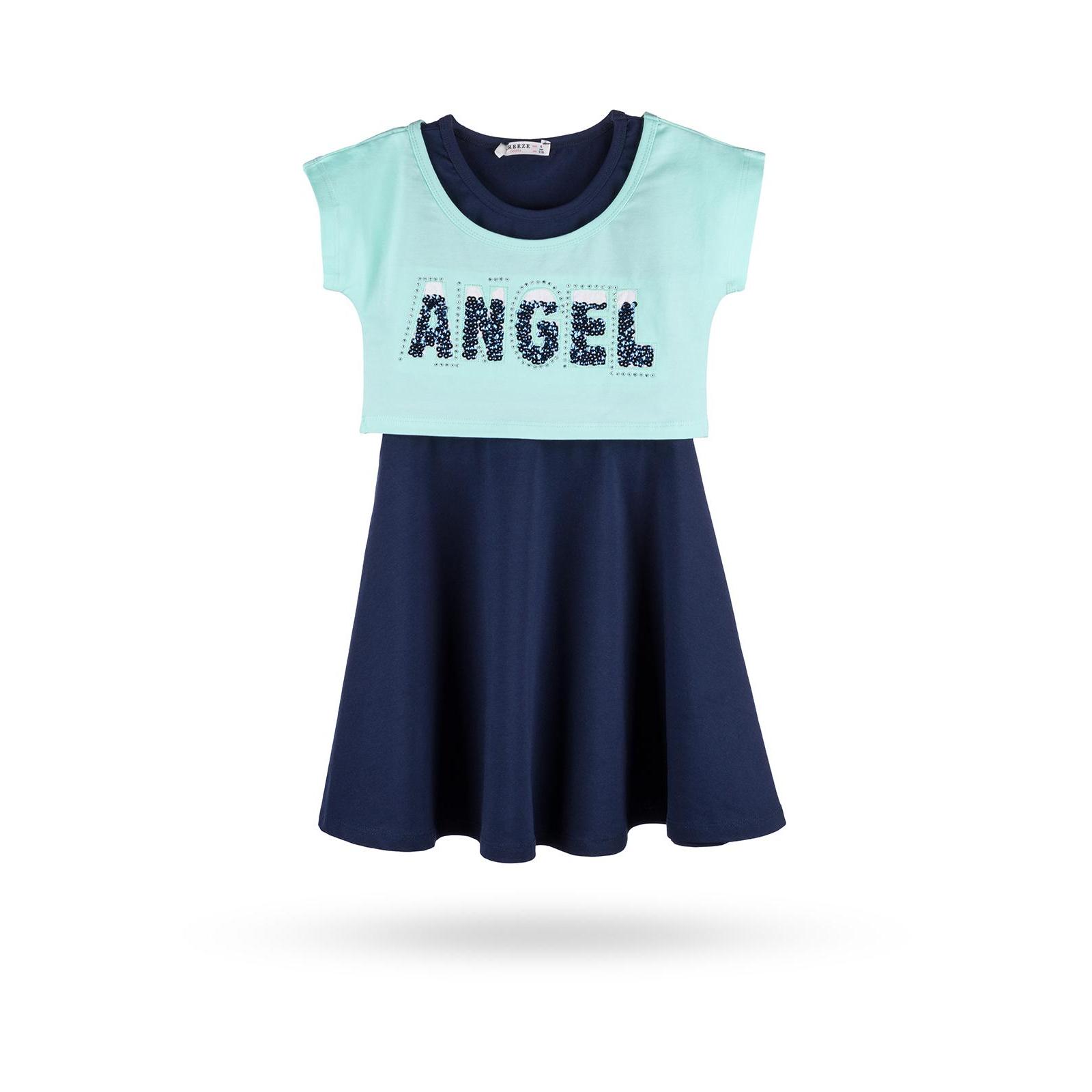 """Платье Breeze с топом """"ANGEL"""" (10254-152G-pink) изображение 4"""