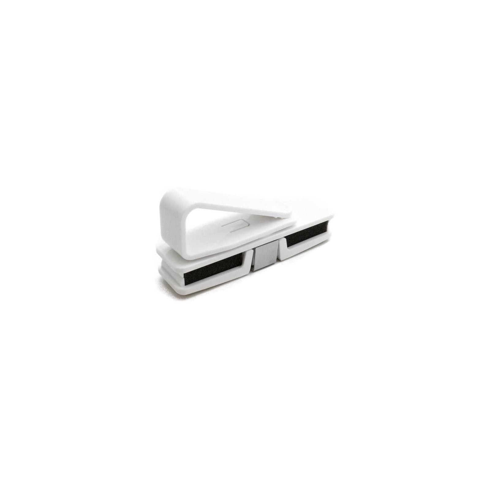 Универсальный автодержатель EXTRADIGITAL для очков Glasses Holder White (CGH4121) изображение 2