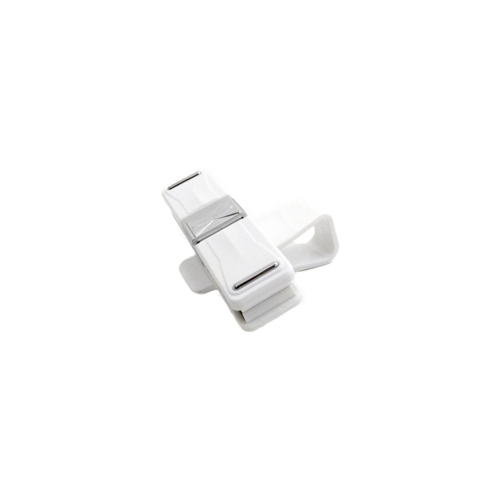 Универсальный автодержатель EXTRADIGITAL для очков Glasses Holder White (CGH4121) изображение 6
