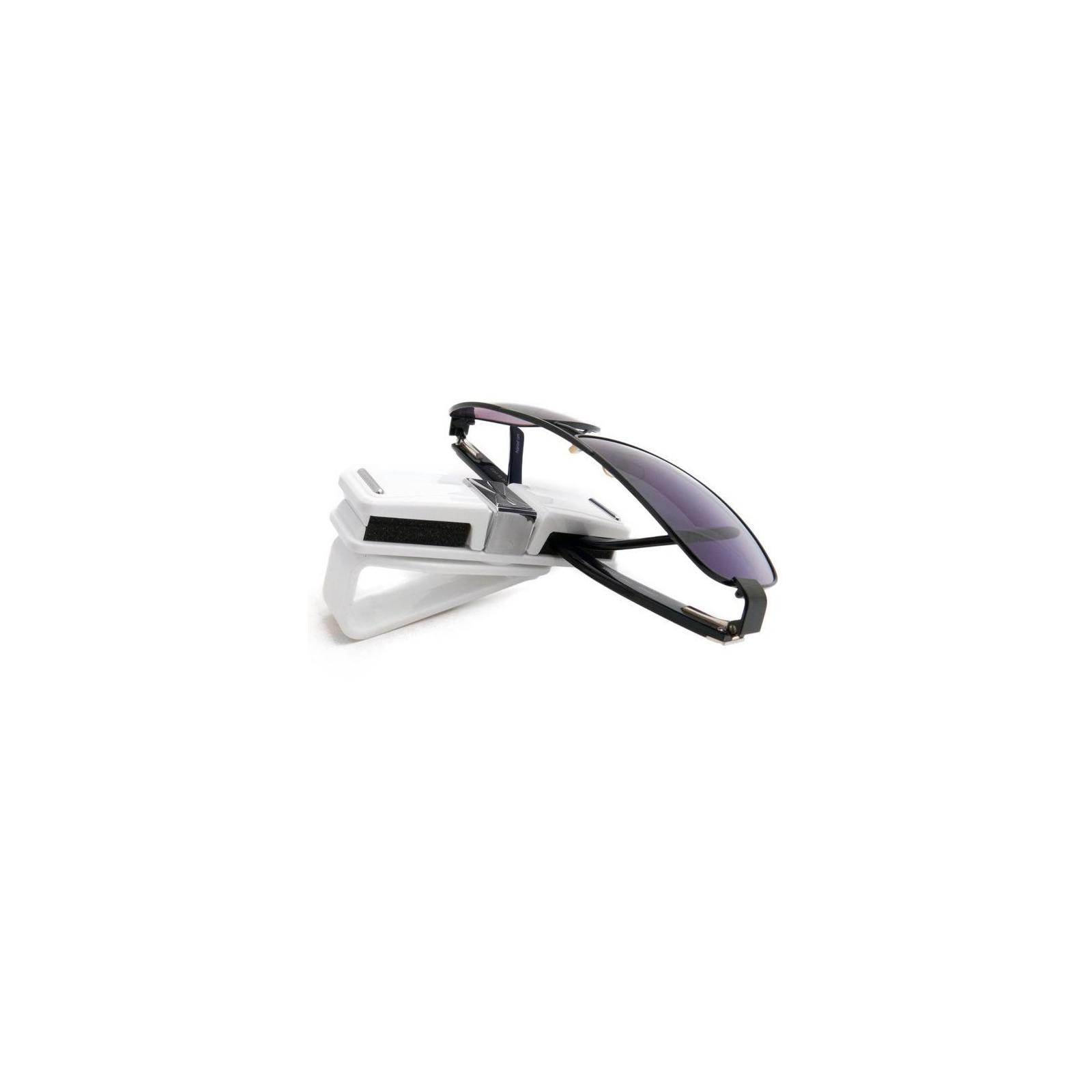 Универсальный автодержатель EXTRADIGITAL для очков Glasses Holder White (CGH4121) изображение 7
