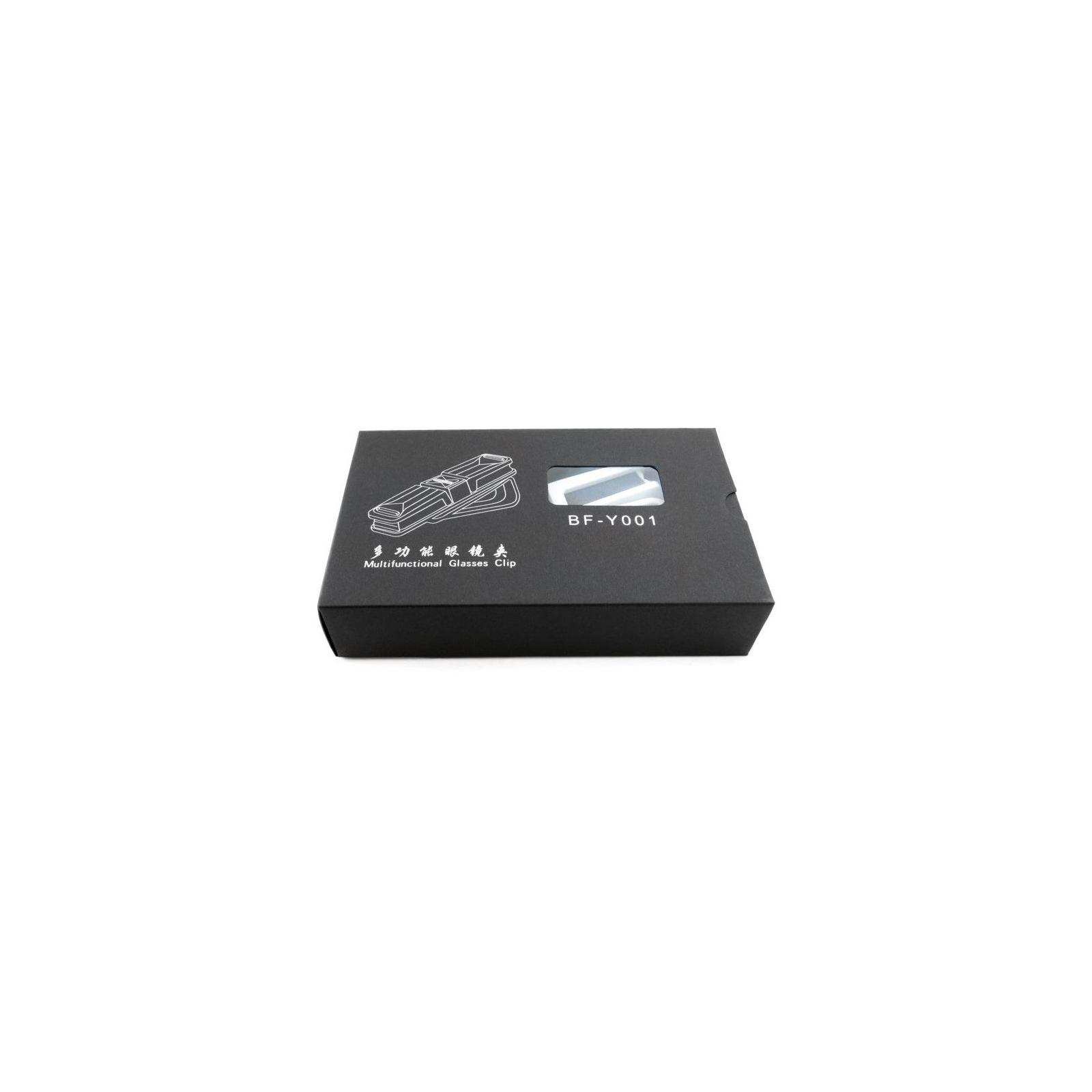 Универсальный автодержатель EXTRADIGITAL для очков Glasses Holder White (CGH4121) изображение 8