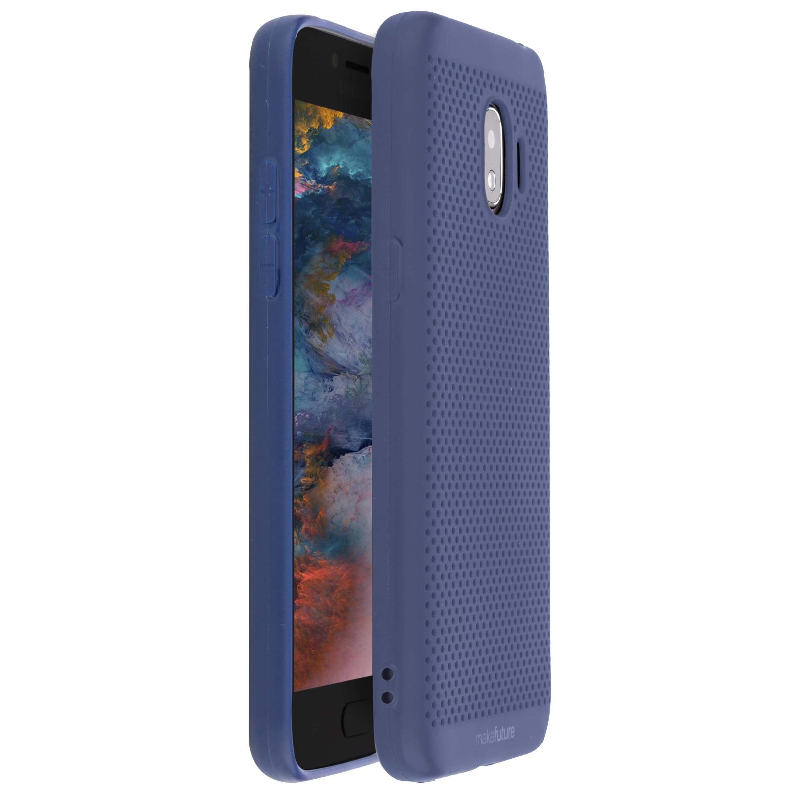 Чехол для моб. телефона MakeFuture Moon Case (TPU) для Samsung J2 2018 (J250) Blue (MCM-SJ250BL) изображение 2