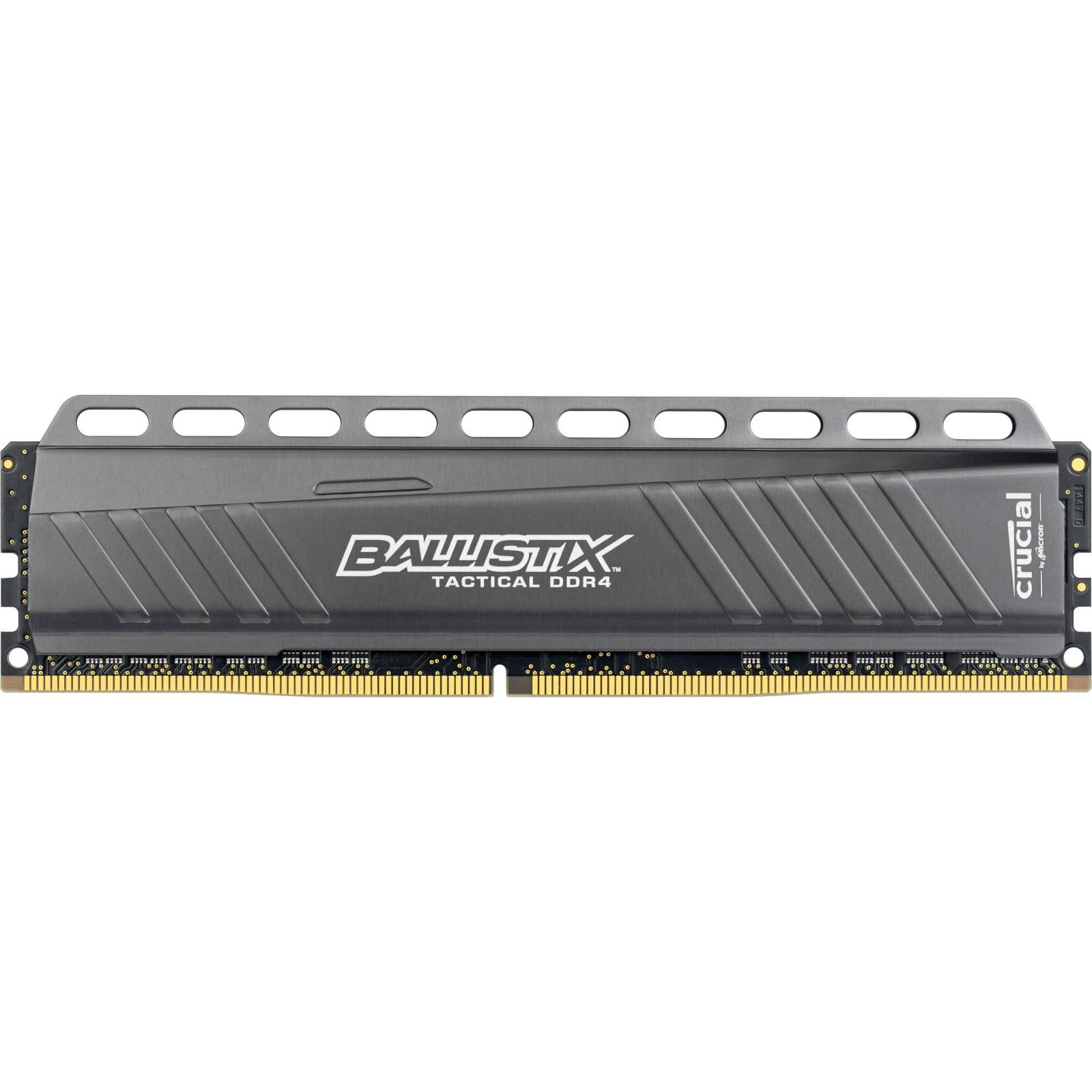 Модуль памяти для компьютера DDR4 4GB 3000 MHz Ballistix Tactical MICRON (BLT4G4D30AETA)