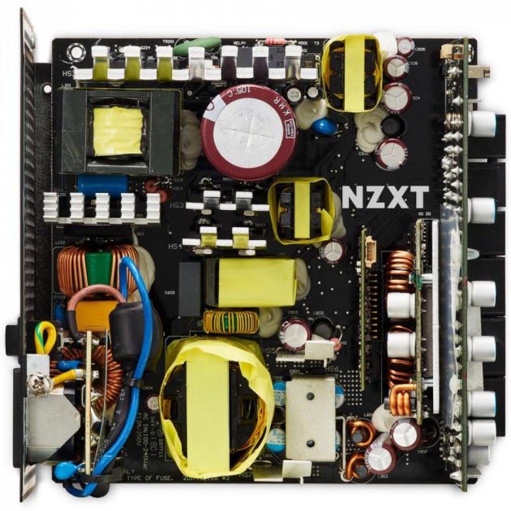 Блок питания NZXT 850W E850 (NP-1PM-E850A-EU) изображение 6