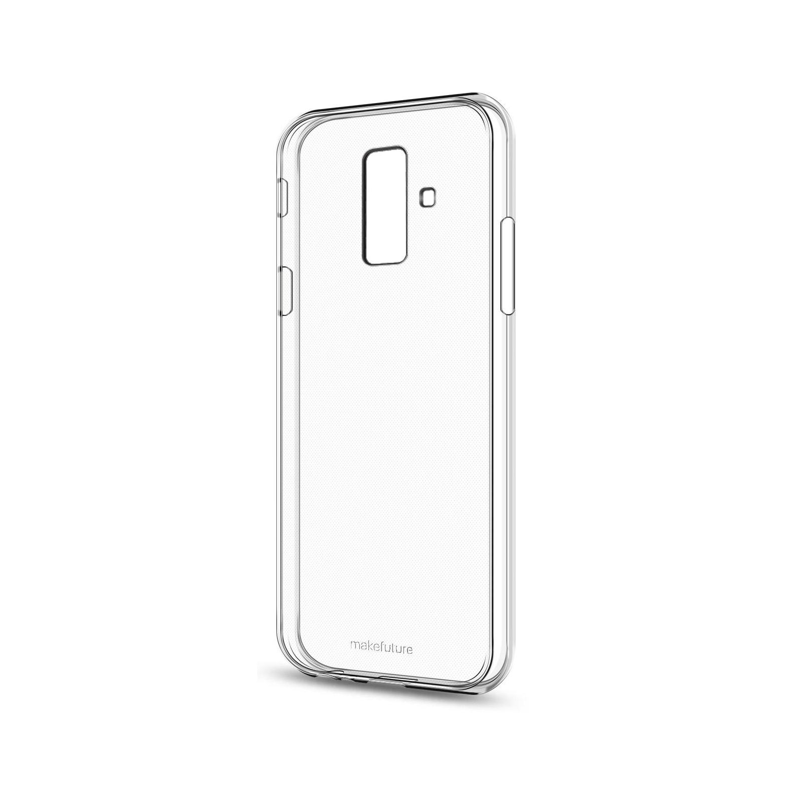 Чехол для моб. телефона MakeFuture Air Case (TPU) Samsung A6 Plus 2018 Clear (MCA-SA618PCL)