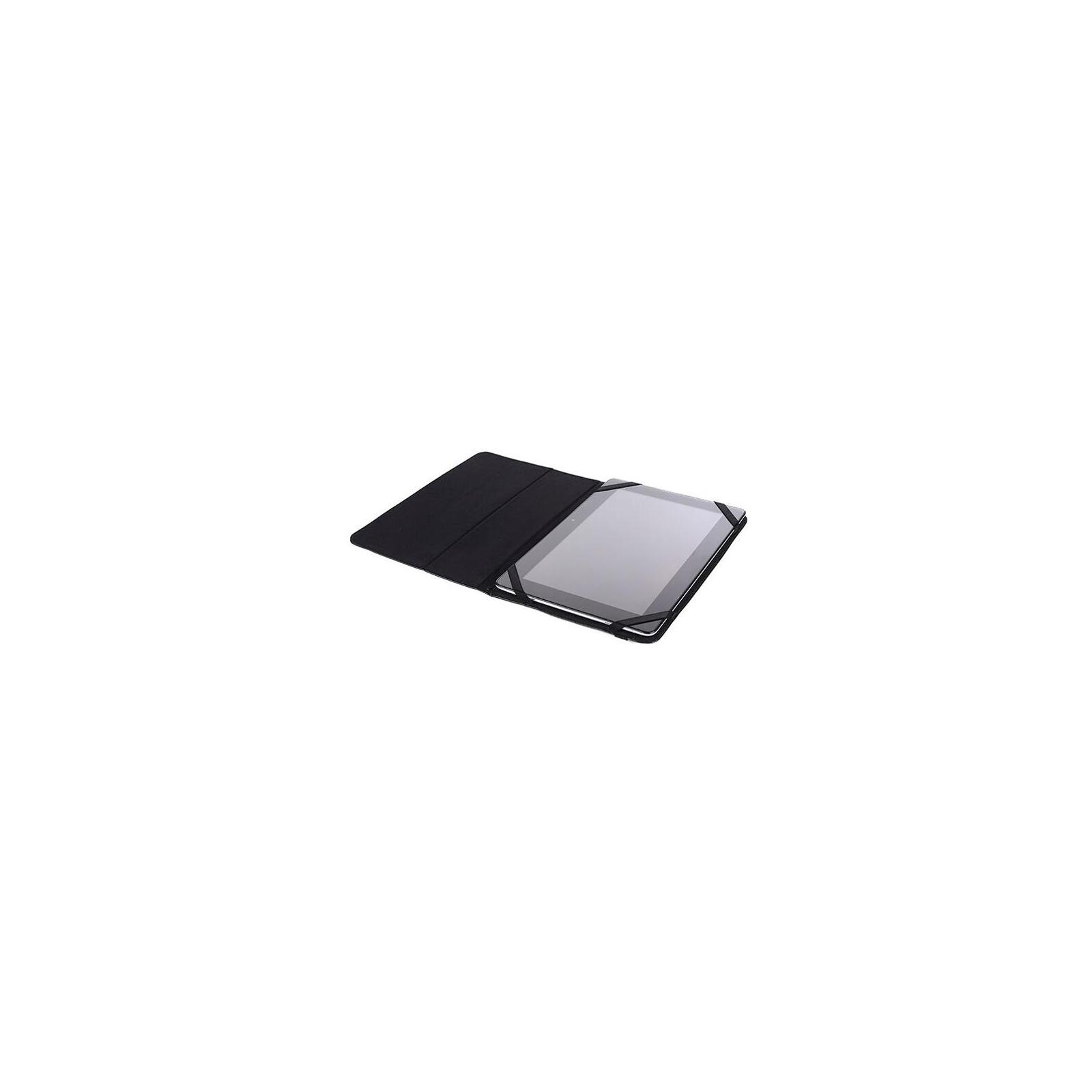 "Чехол для планшета Drobak 10""-10.1"" Дед Мороз (Black) (446807) изображение 5"