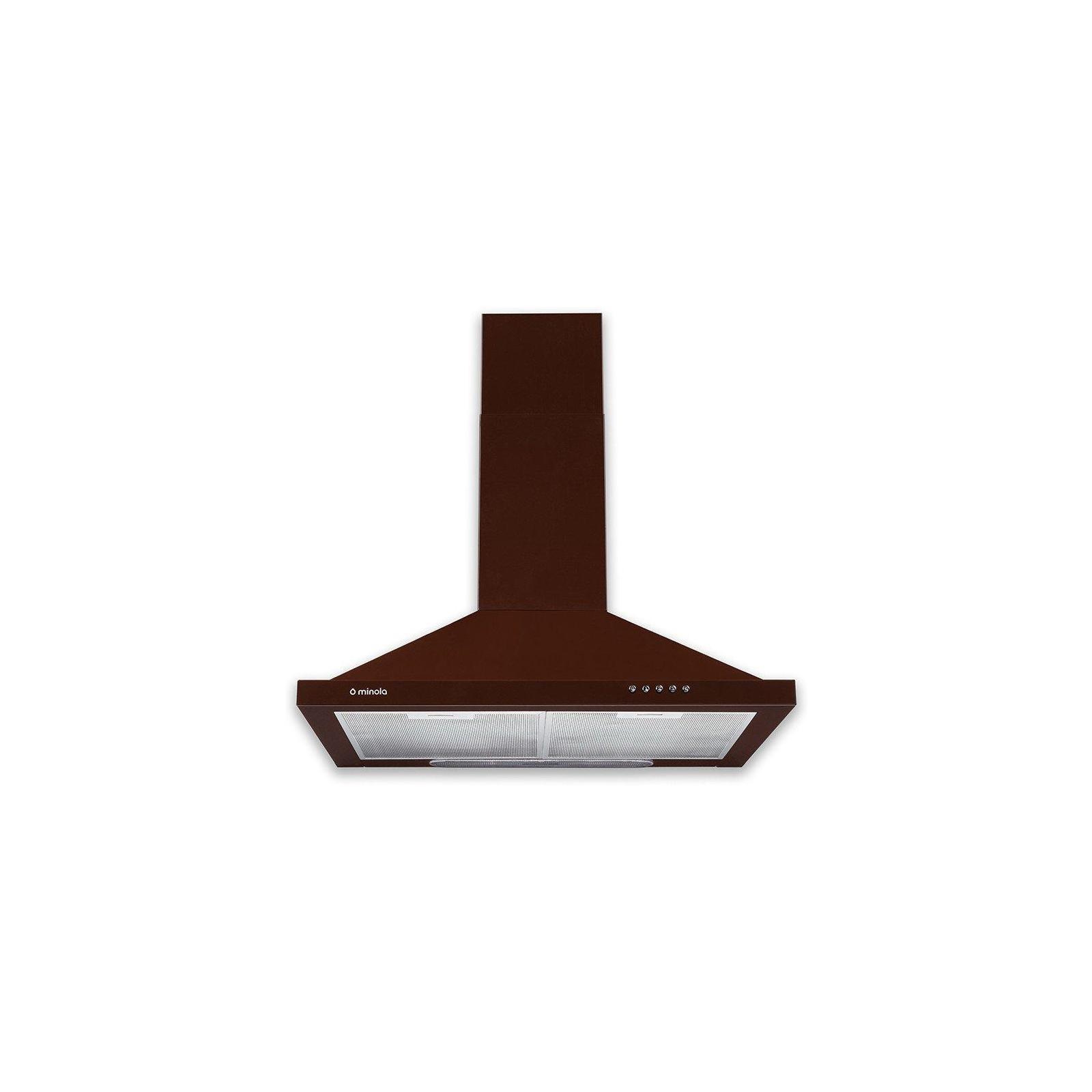 Вытяжка кухонная MINOLA HK 5210 BR 650 изображение 2