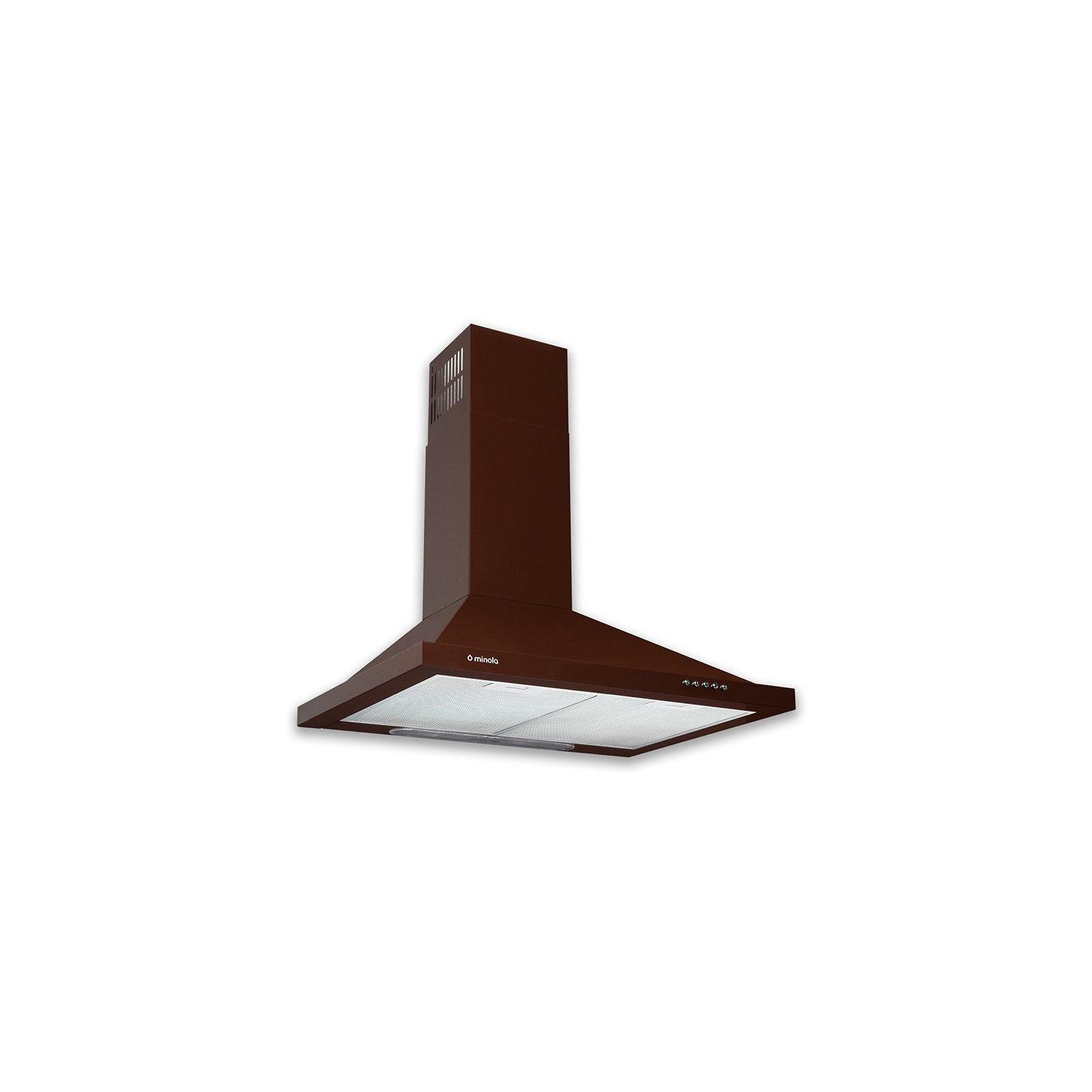 Вытяжка кухонная MINOLA HK 5210 BR 650