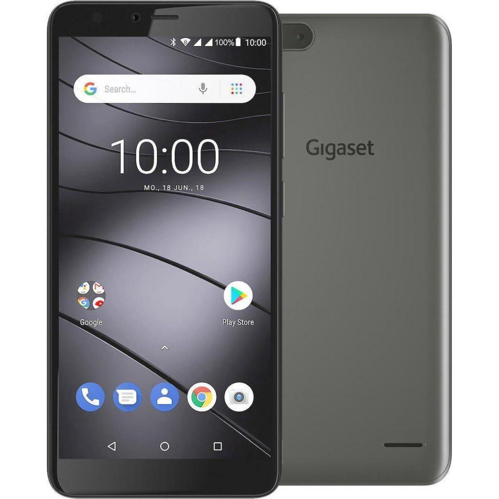 1f87b93aa922d Мобільний телефон Gigaset GS100 1/8GB Graphite Grey (L36853W1509S601)  зображення 8
