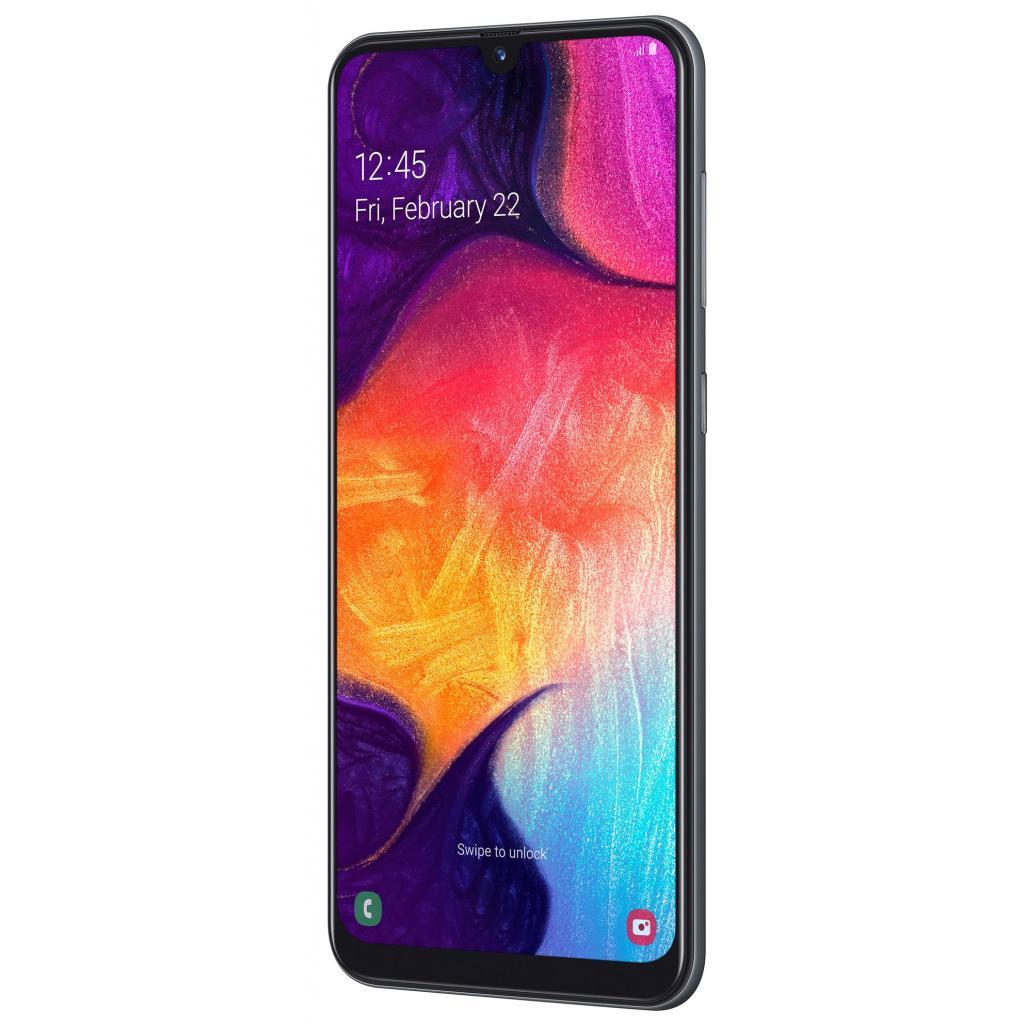 Мобильный телефон Samsung SM-A505FN (Galaxy A50 64Gb) Black (SM-A505FZKUSEK) изображение 6