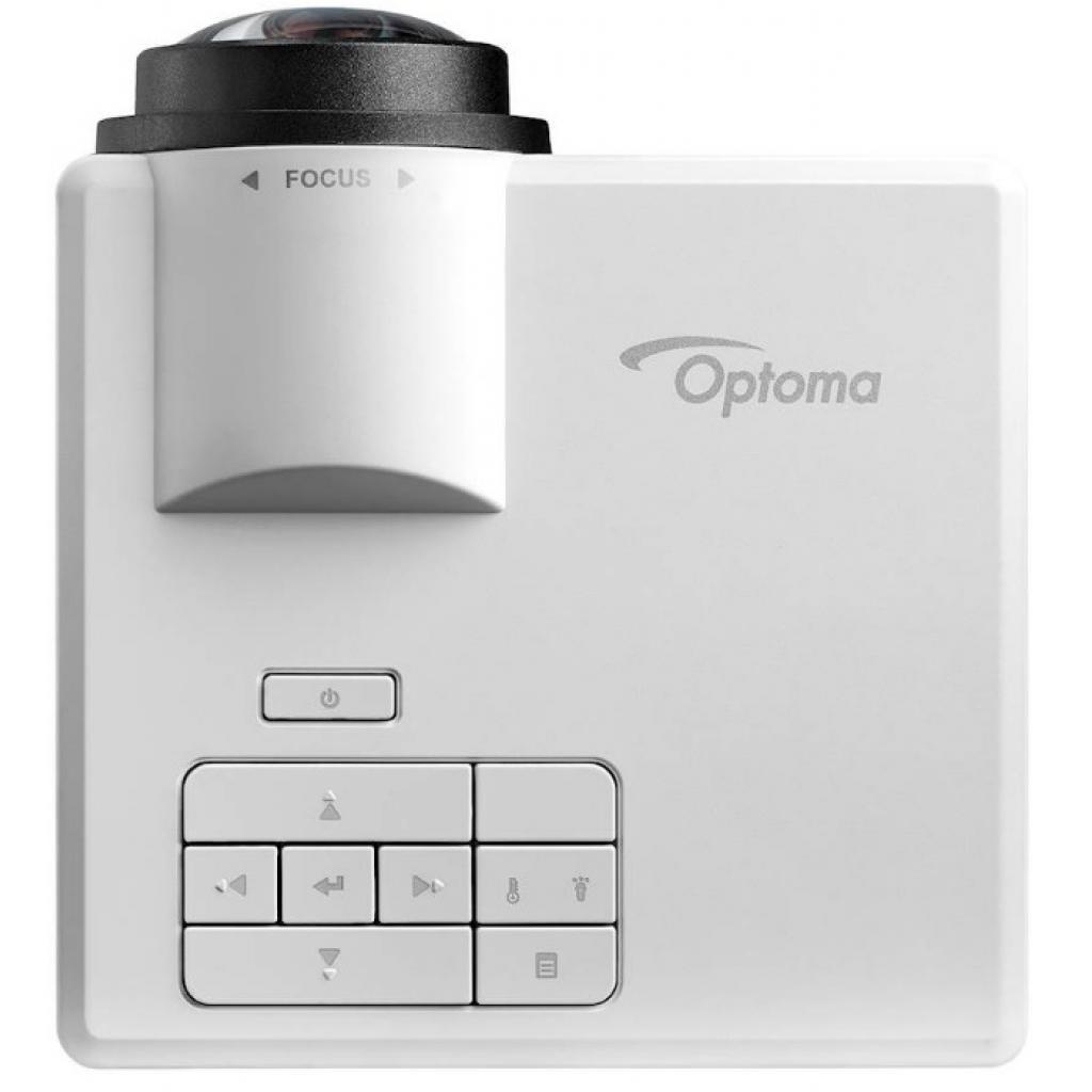 Проектор Optoma ML750ST (95.71Z01GC0E) изображение 7