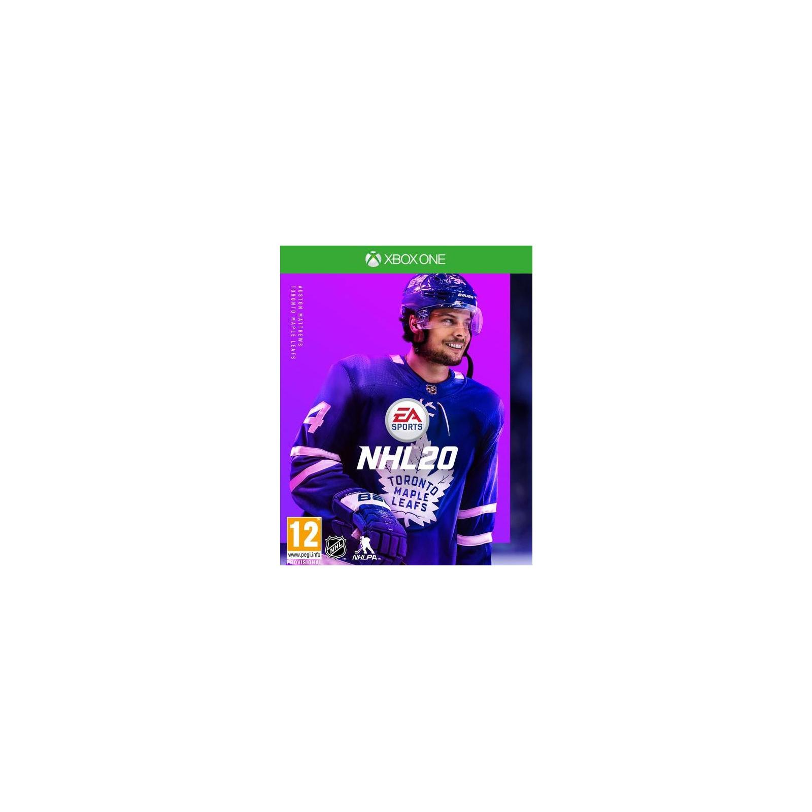 Игра Xbox NHL20 [Russian version] (1055517)