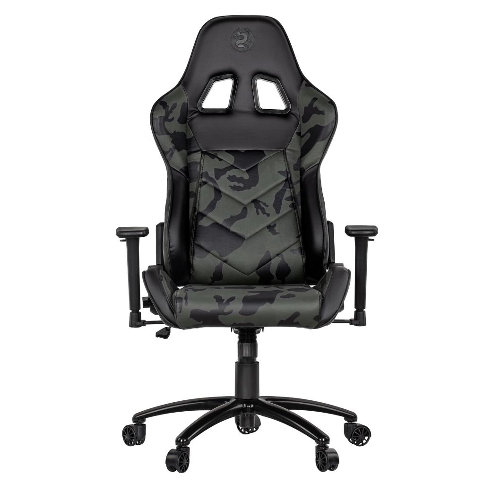 Крісло ігрове 2E GC22 Camouflage (2E-GC22CAM) зображення 3