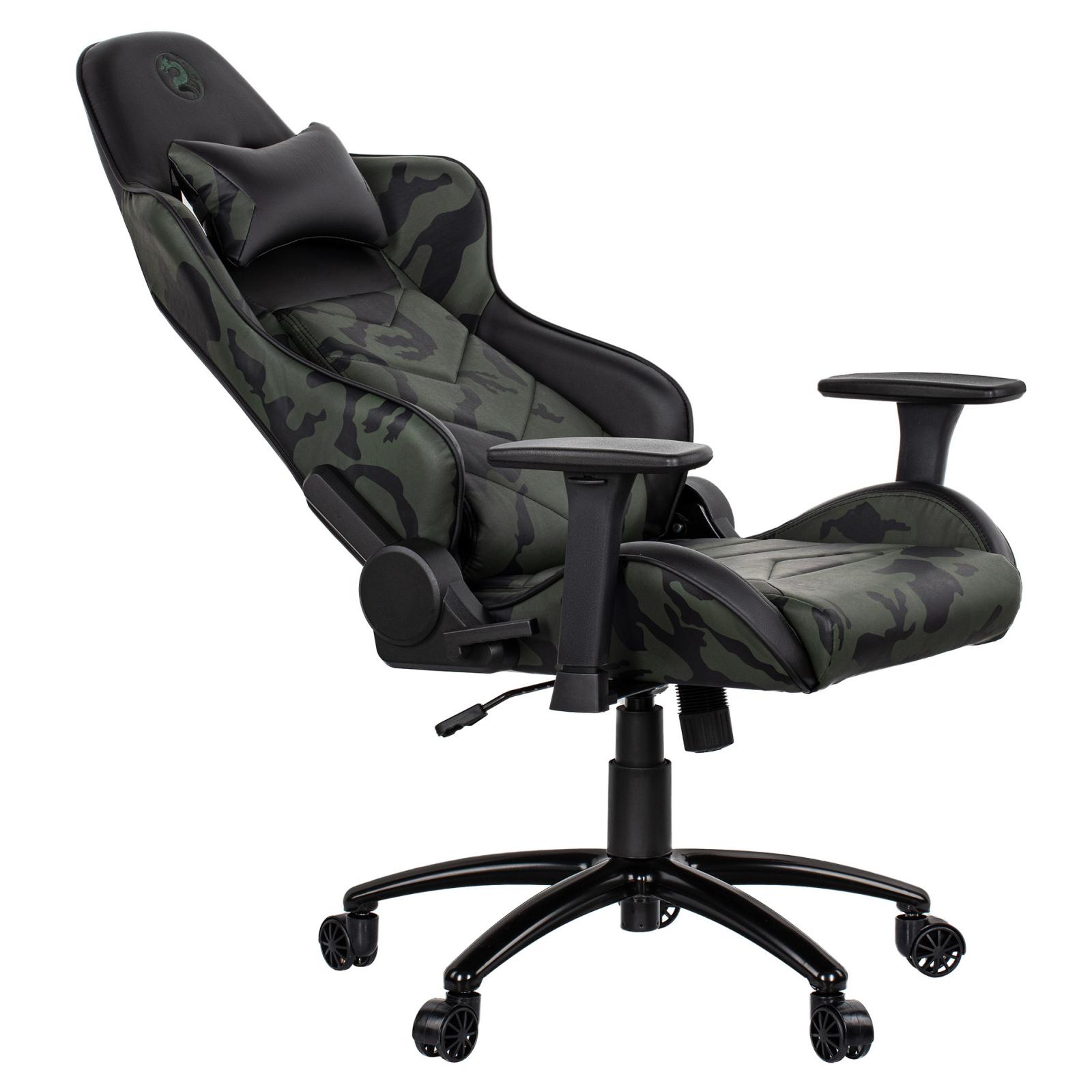 Крісло ігрове 2E GC22 Camouflage (2E-GC22CAM) зображення 4