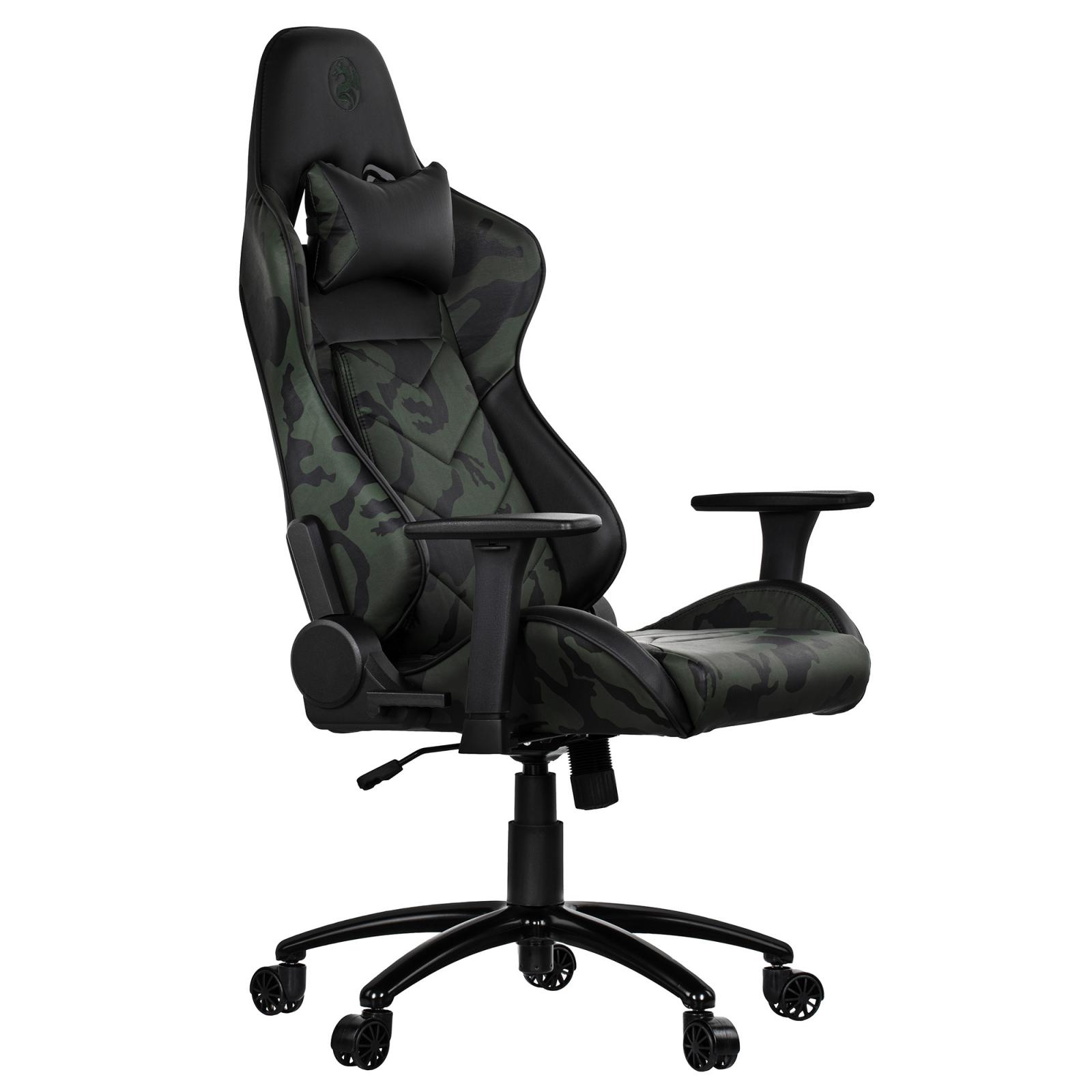 Крісло ігрове 2E GC22 Camouflage (2E-GC22CAM)