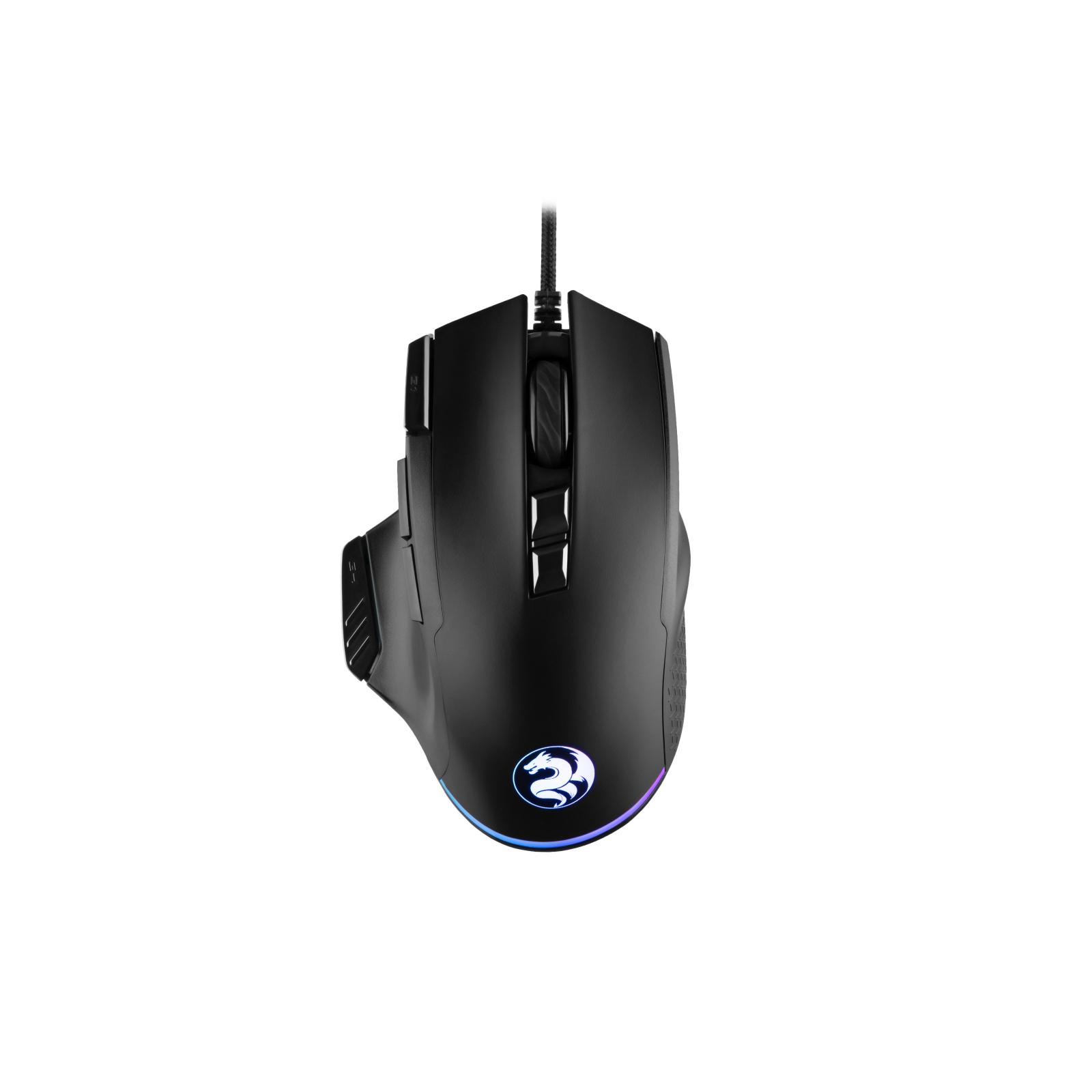 Мишка 2E MG330 RGB USB Black (2E-MG330UB)