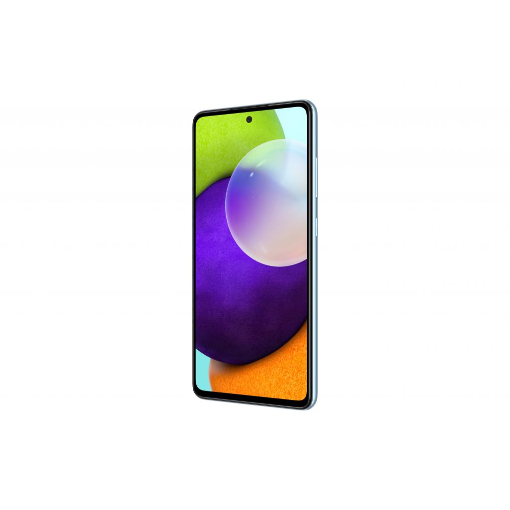 Мобільний телефон Samsung SM-A525F/128 (Galaxy A52 4/128Gb) White (SM-A525FZWDSEK) зображення 3