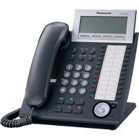 IP телефон PANASONIC KX-NT346RU-B