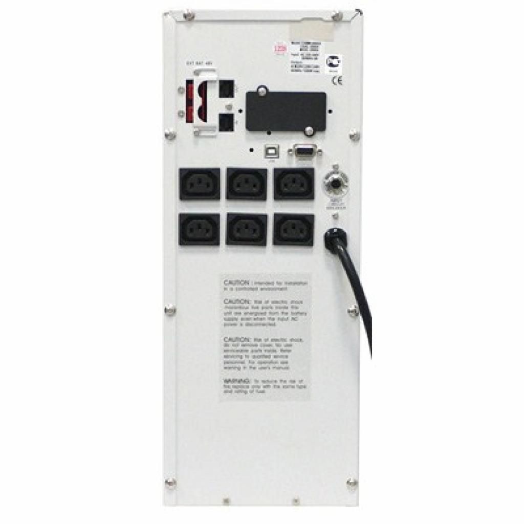 Источник бесперебойного питания Powercom SXL-1500A-LCD изображение 2
