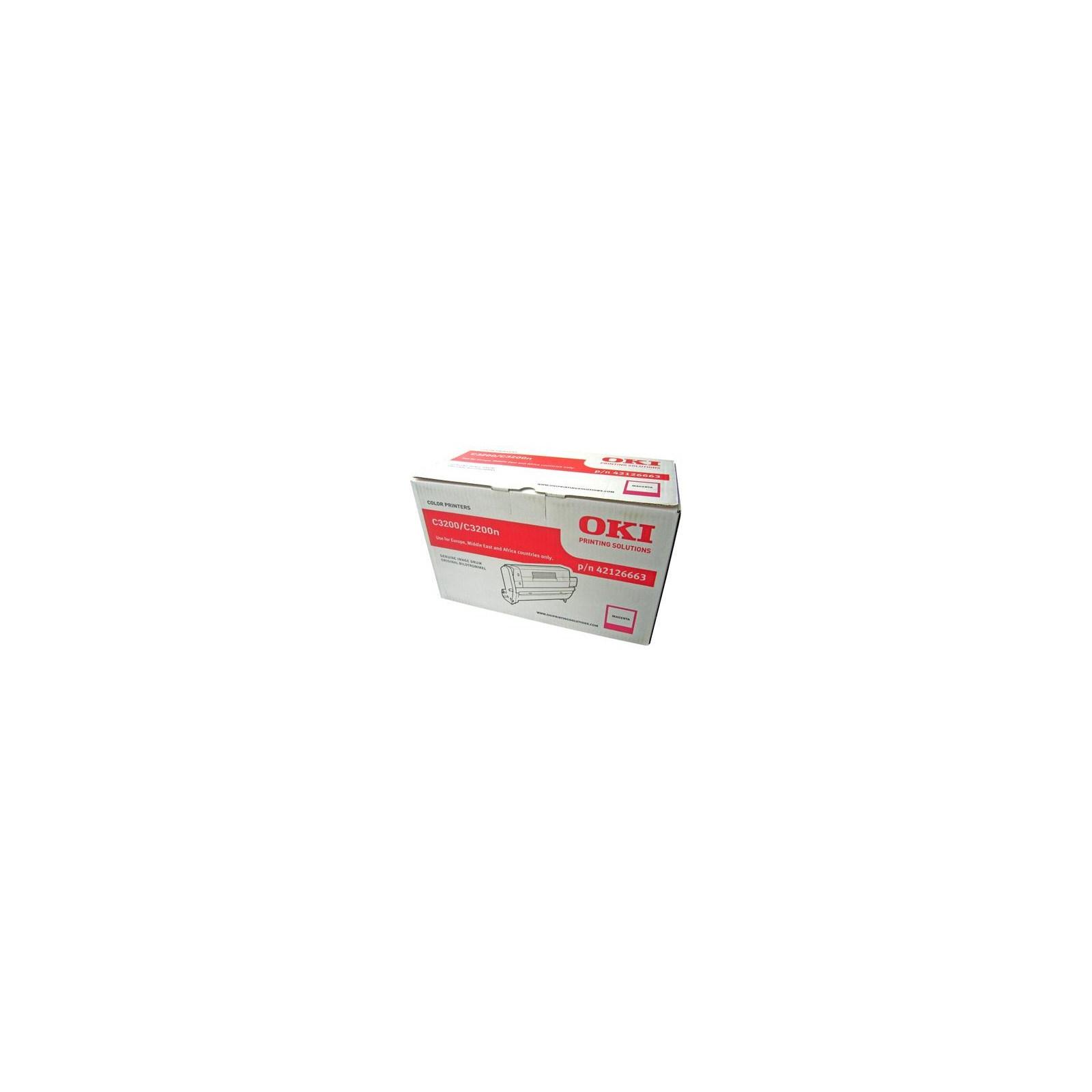 Фотокондуктор OKI C3200/3200N Magenta (42126663)