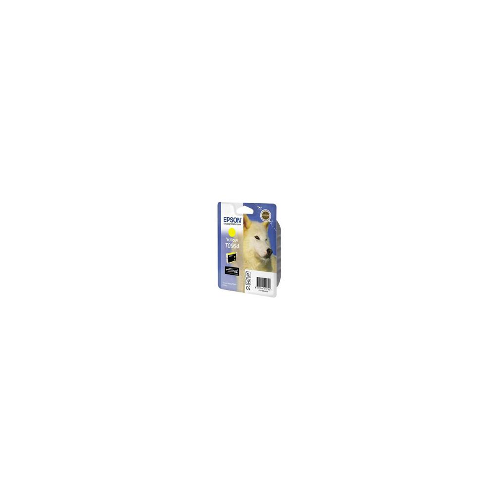 Картридж EPSON St Photo R2880 yellow (C13T09644010)