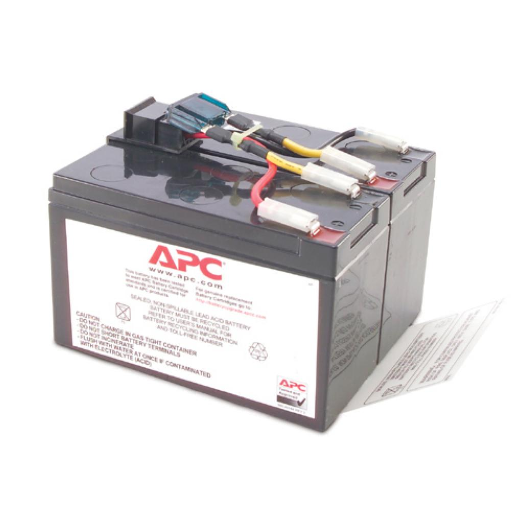 Батарея к ИБП Replacement Battery Cartridge #48 APC (RBC48)