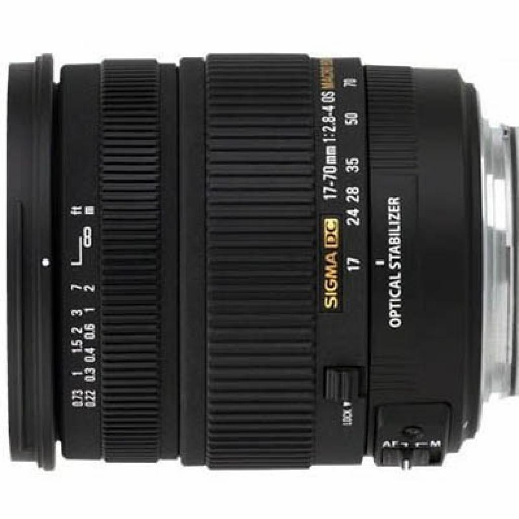Объектив Sigma 17-70mm f/2.8-4 DC macro OS for Nikon (668955)