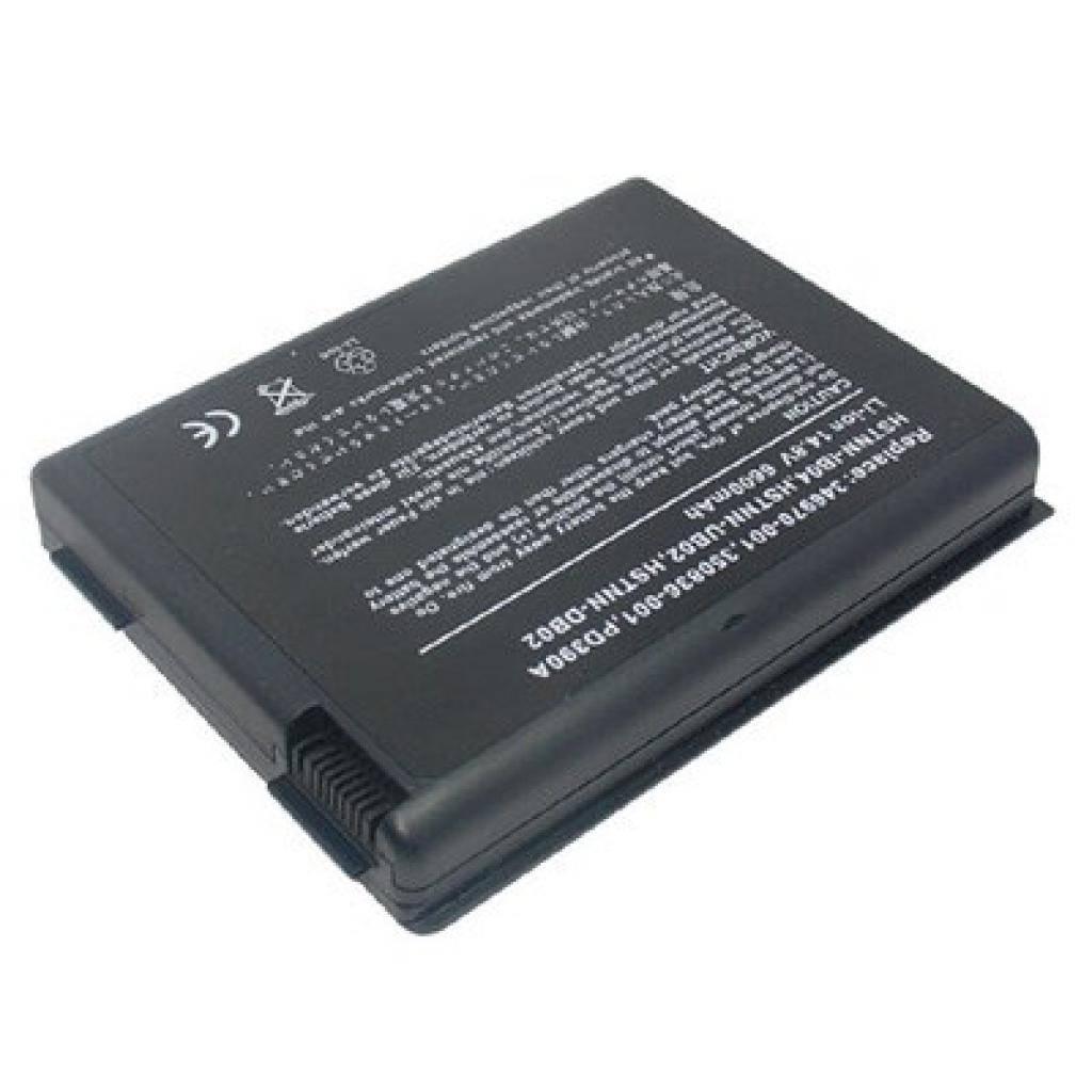 Аккумулятор для ноутбука HP Compaq HSTNN-DB02 Pavilion ZD800 BatteryExpert (HSTNN-IB02 L 66)