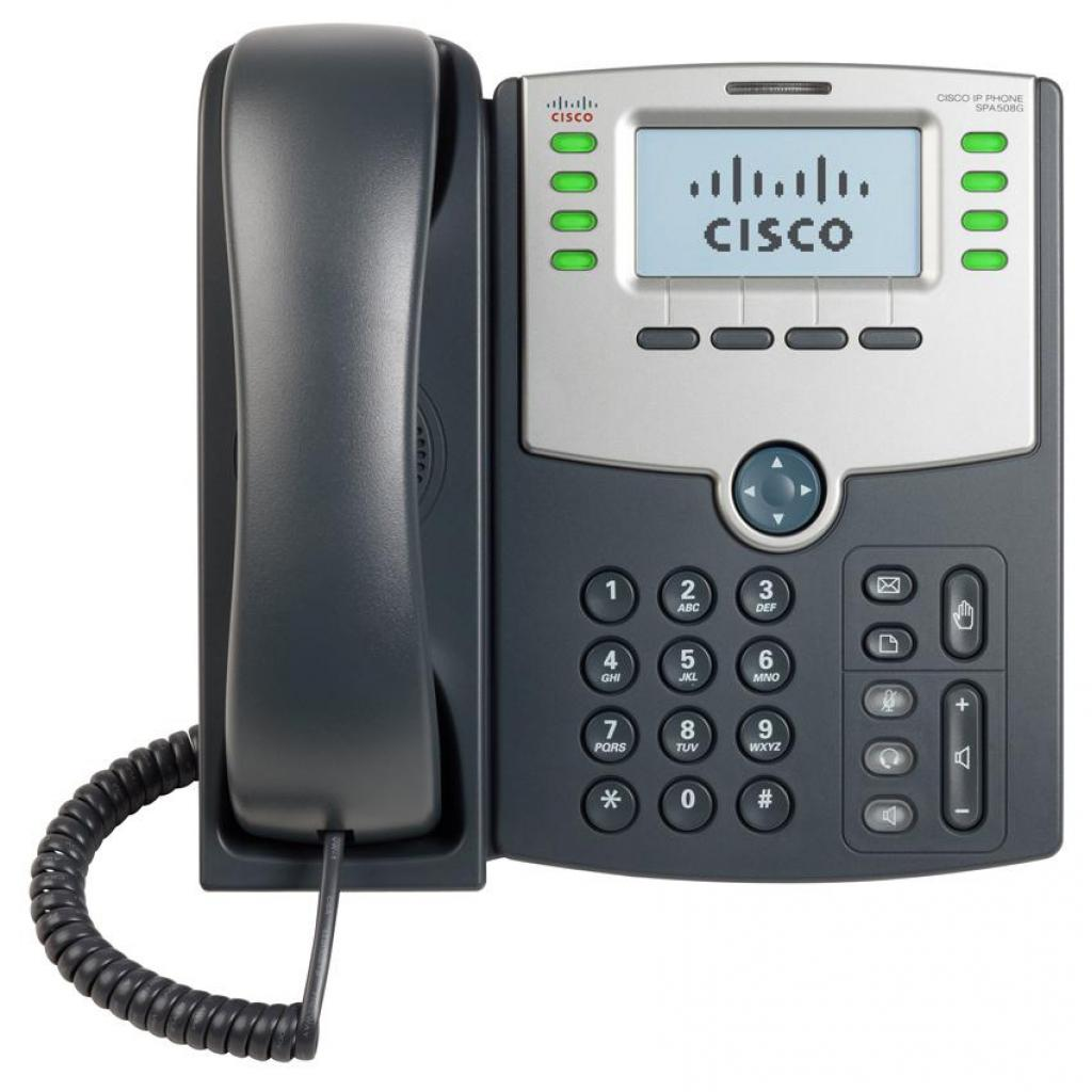 IP телефон Cisco SPA508 (SPA508G) изображение 2