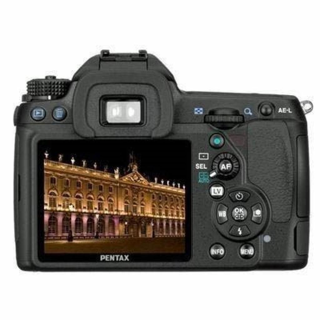 Цифровой фотоаппарат Pentax K-5 II + DA 18-55mm WR + 50-200mm WR (1202600) изображение 2